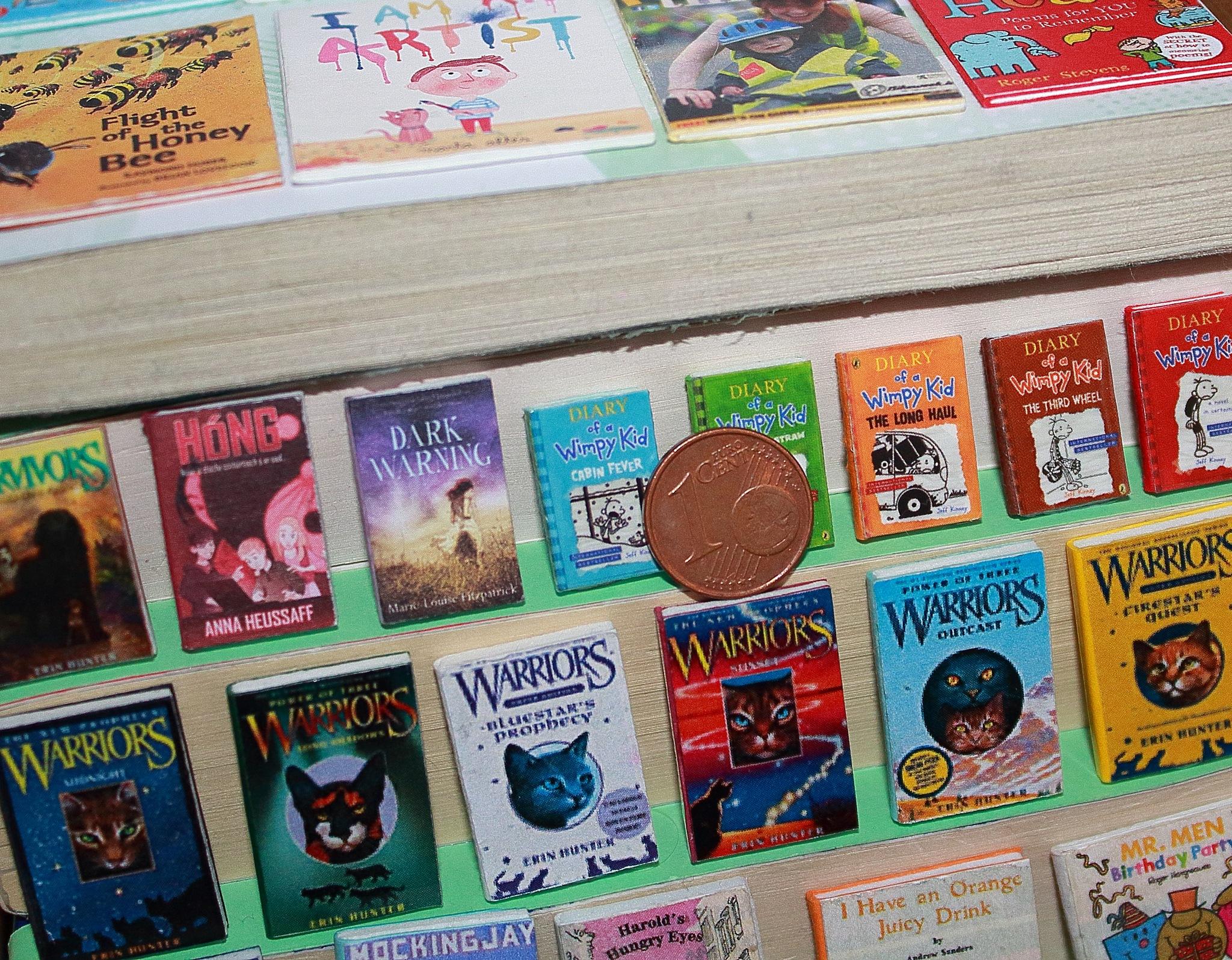 handmade books starting from one cent size by Loreta Tavoraite