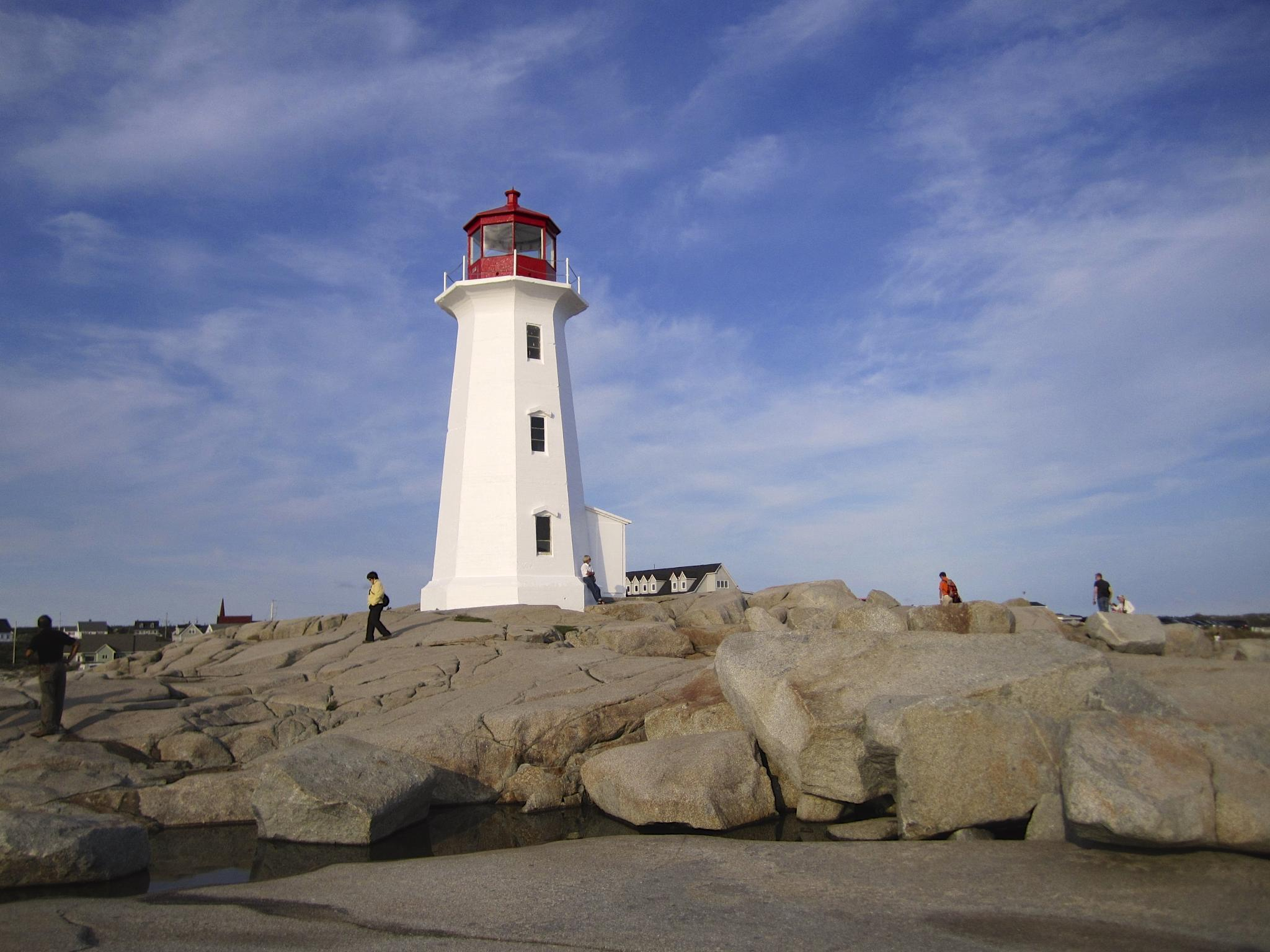 Lighthouse by gerry.lewicki