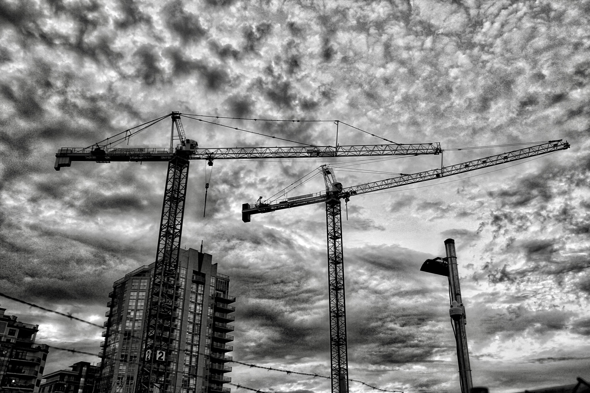 Angry Construction by gerry.lewicki