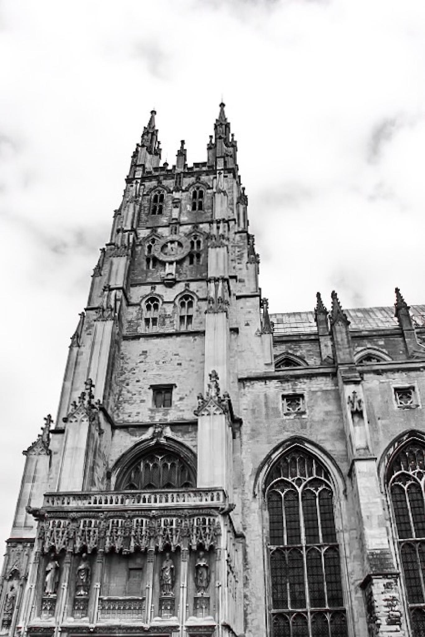 Photo in Architecture #cathedral #church #tower #building #architecture