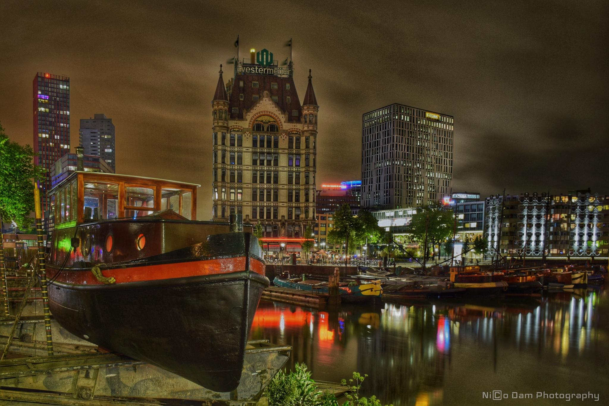 Old Wharf by Nico Dam