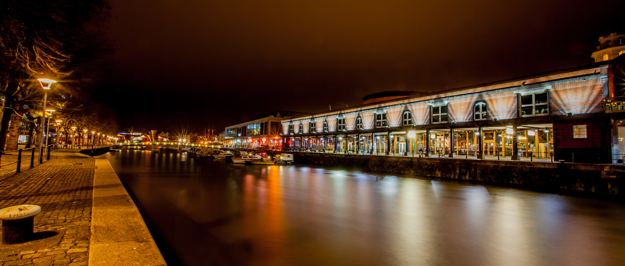 Bristol Waterfront by Russ Summers