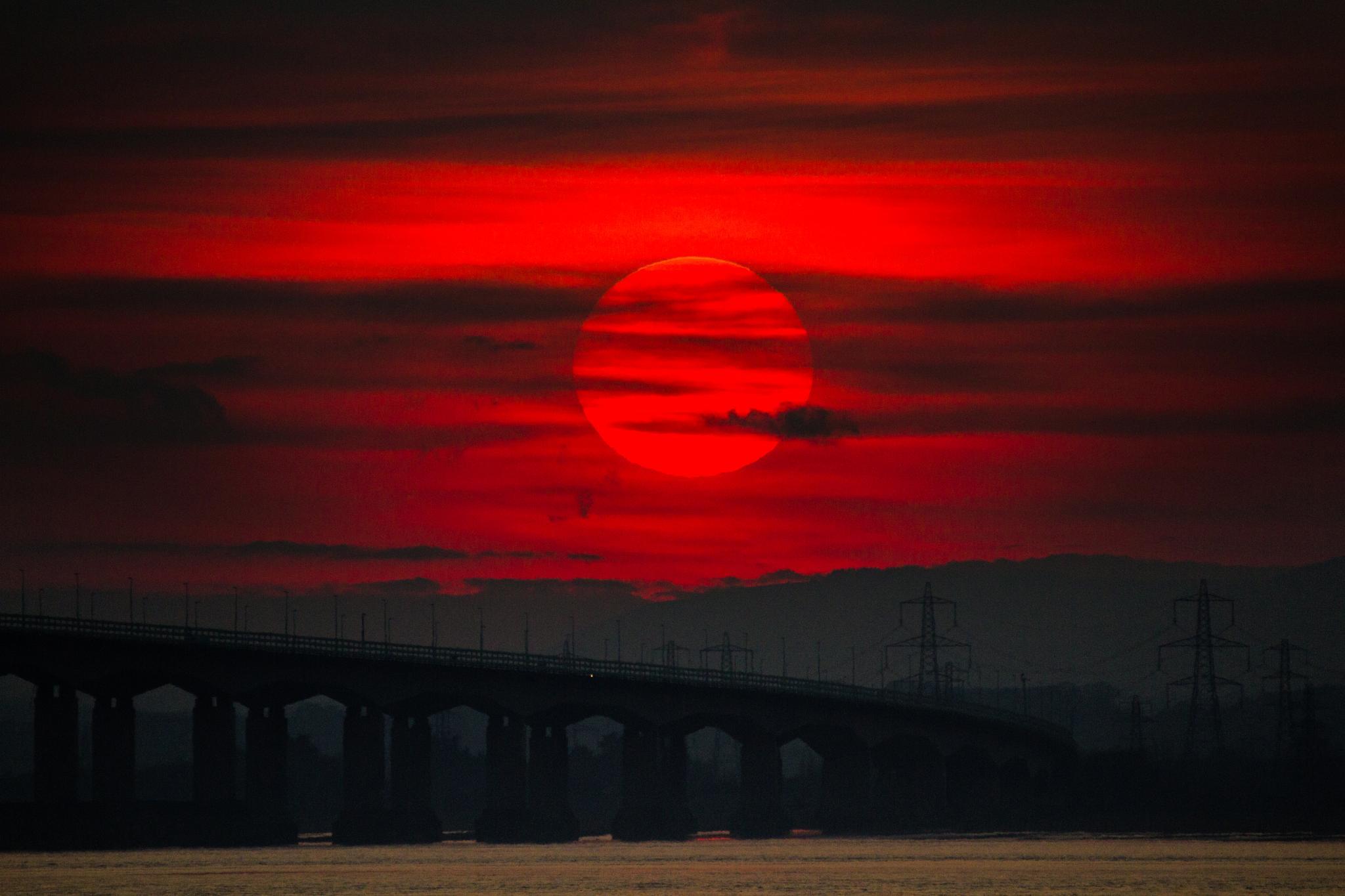 Sundown by Russ Summers