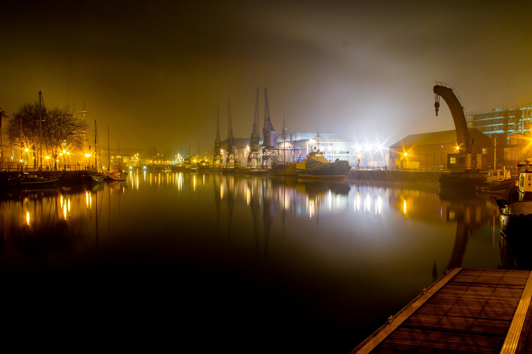 Bristol Harbour 2nd Edit by Russ Summers