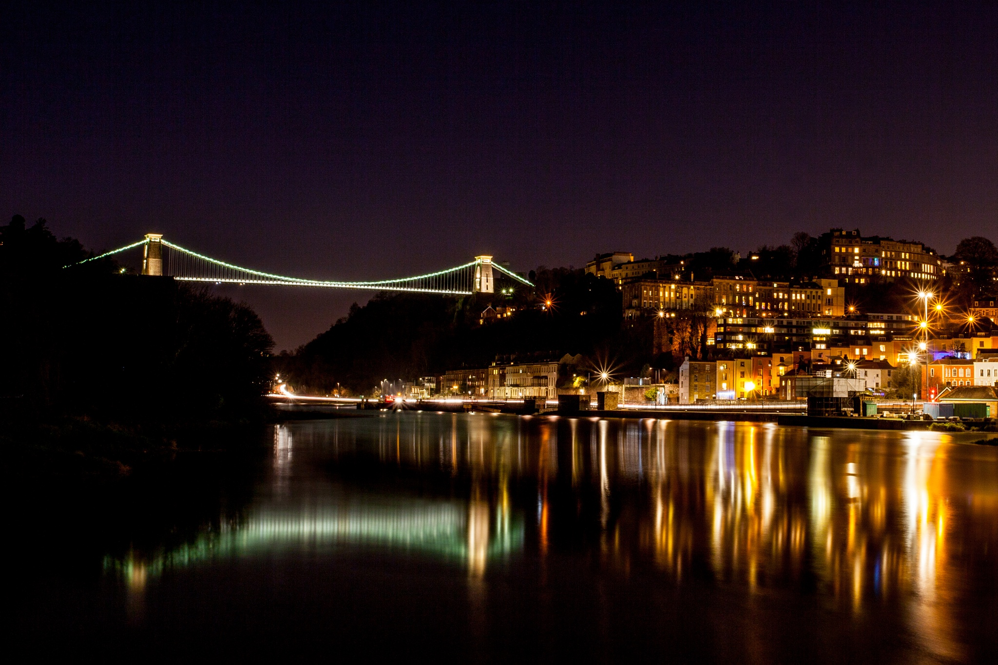 Suspension Bridge & Clifton by Russ Summers