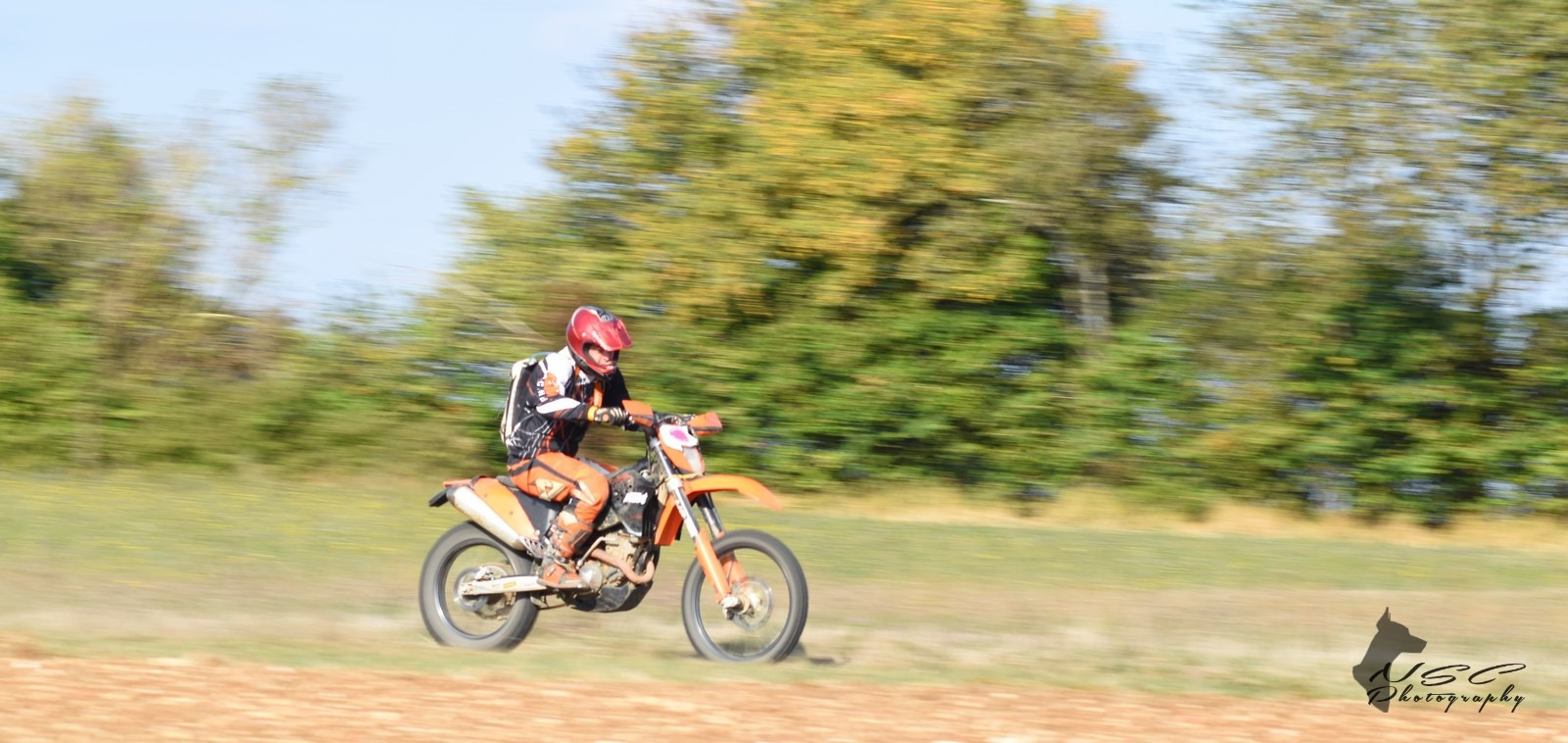 Motor-bike Ride by NSC Photography