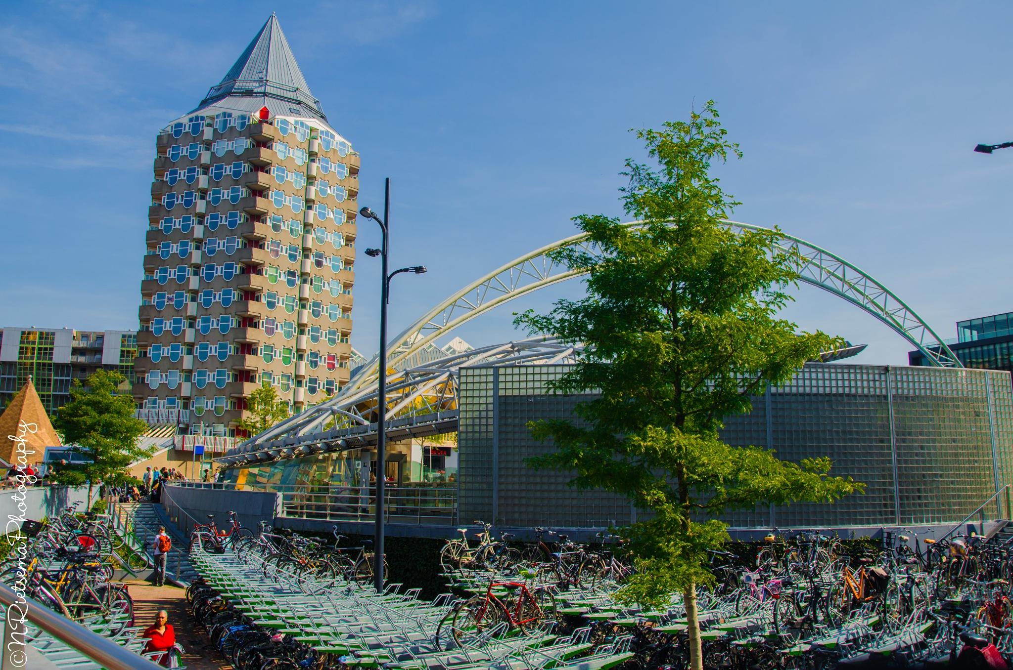 Blaak Rotterdam... by NiaR