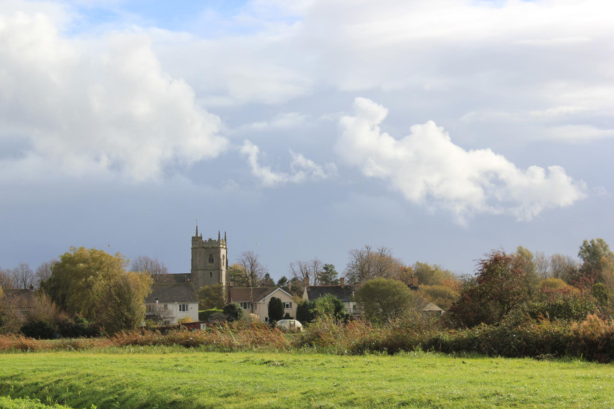 Peterstone Village, Monmouthshire by ralph.cook2