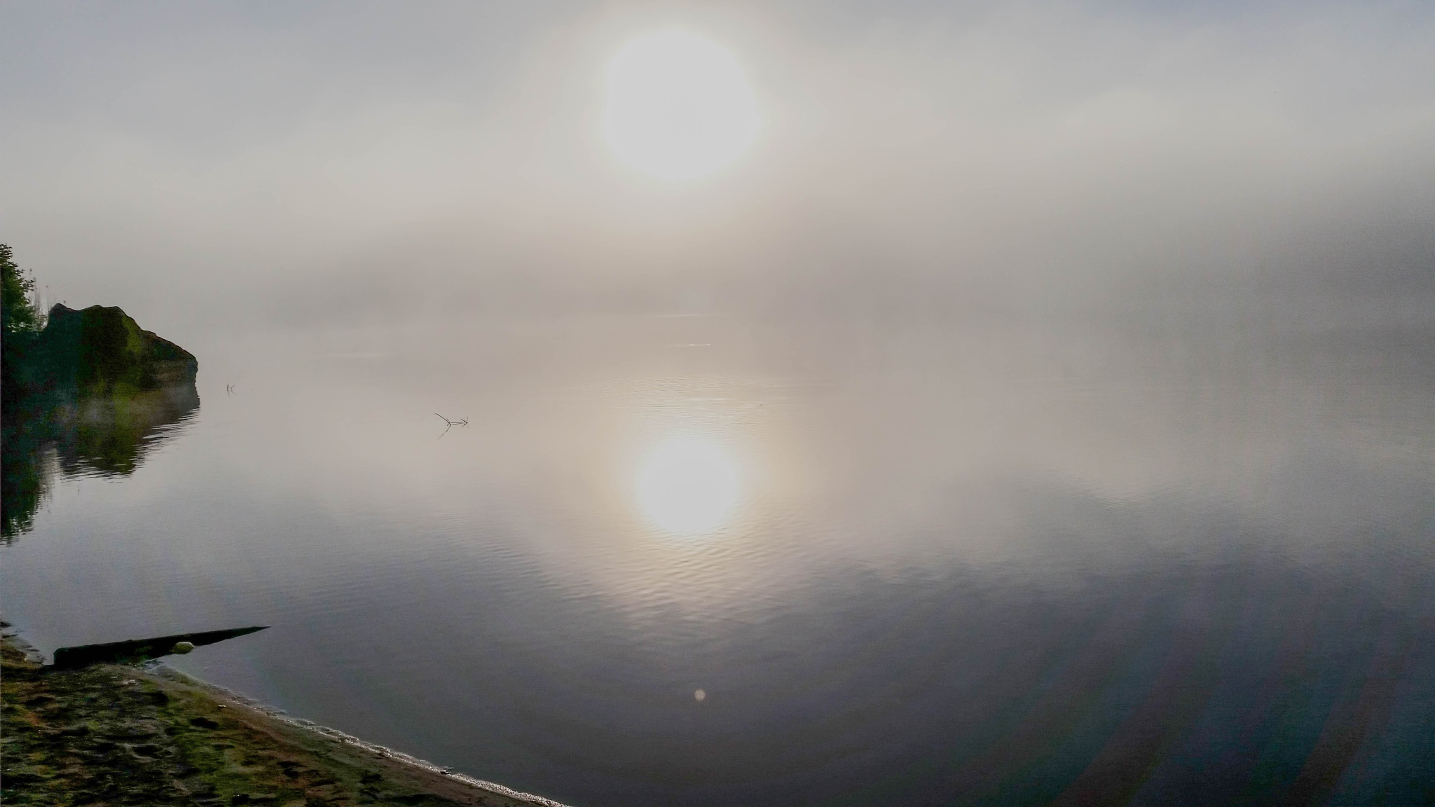 morning mist by T Bergenstråhle