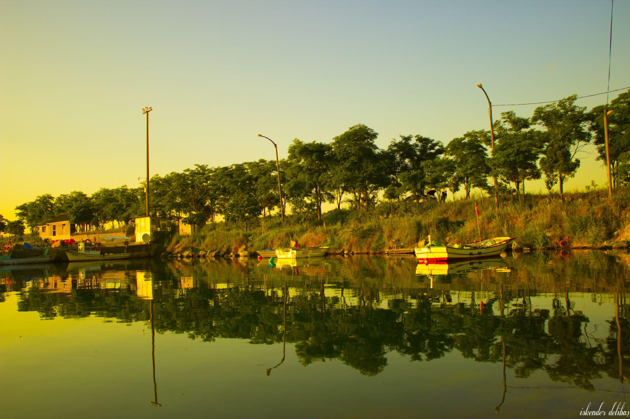 Reflection by iskenderdelibas