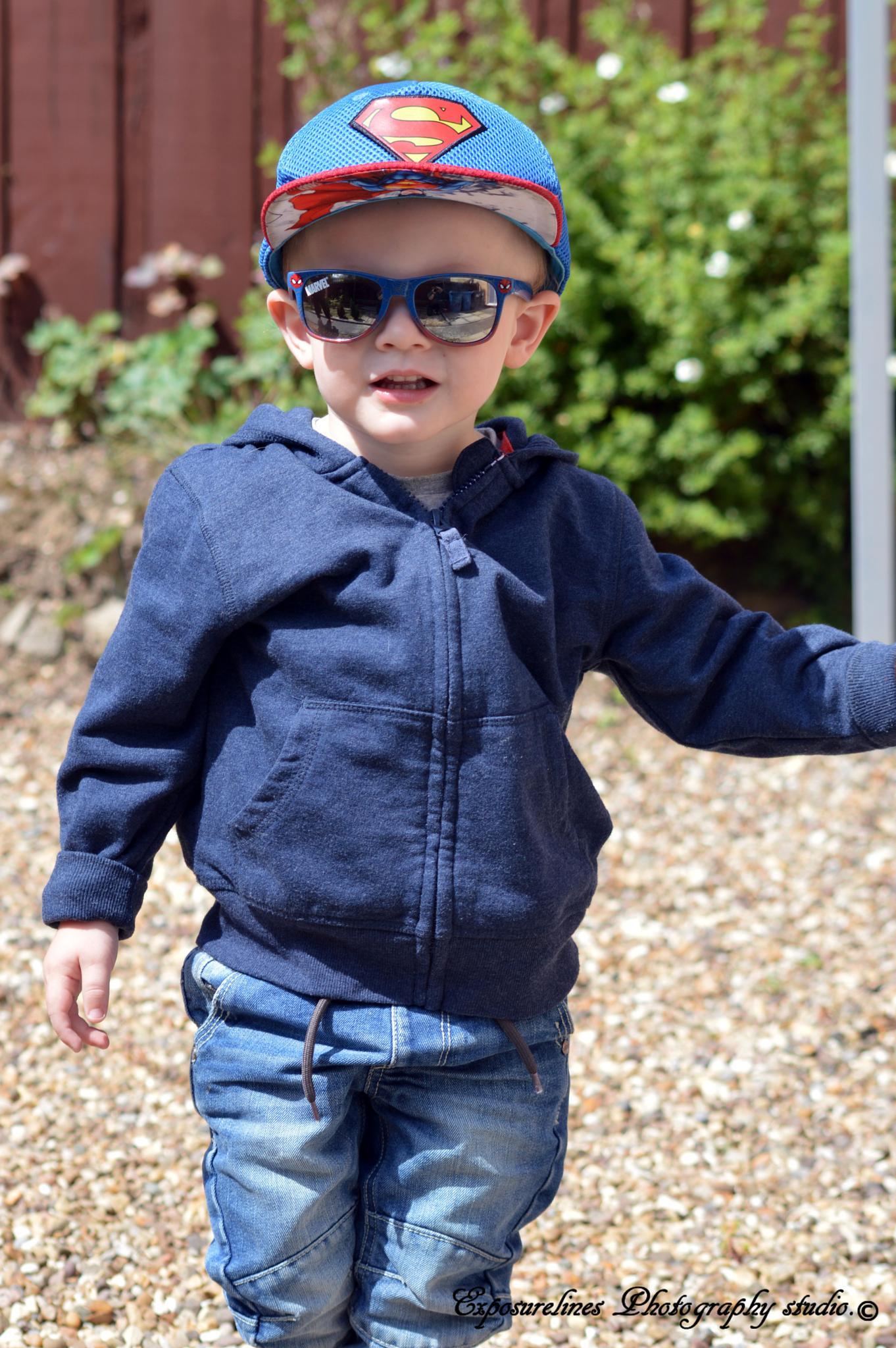 Grandson Poser by lloyd.inman12