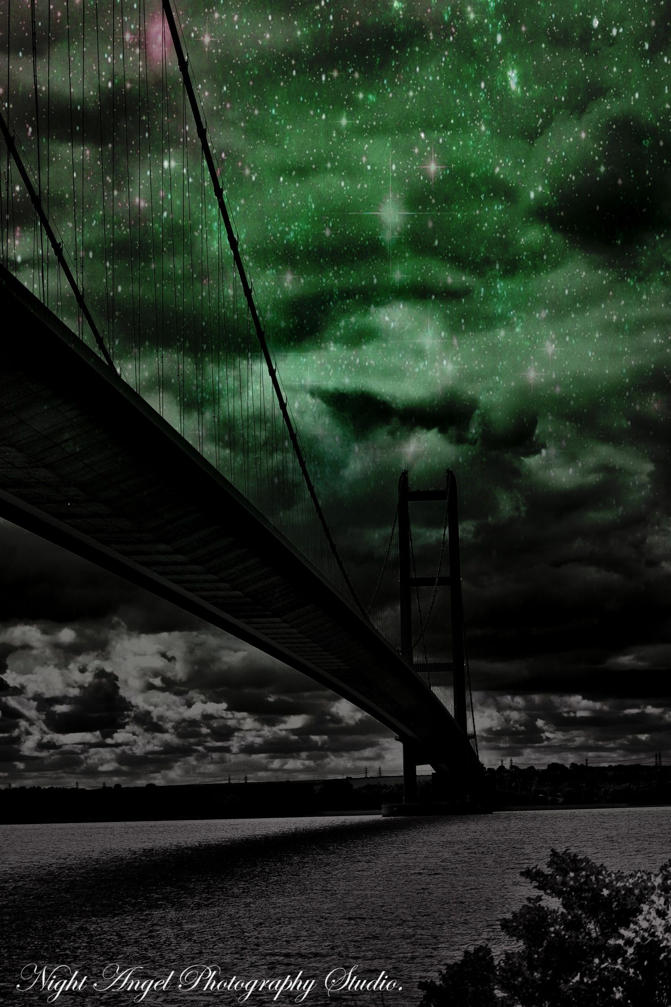 Tranquility over the Humber. by lloyd.inman12