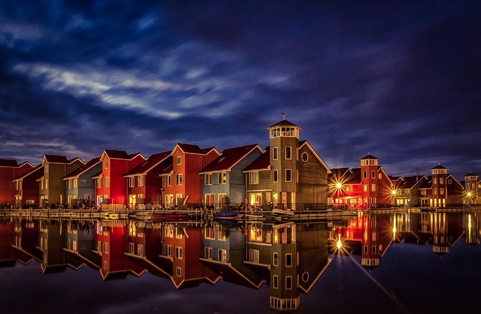 Reflections by ptesta
