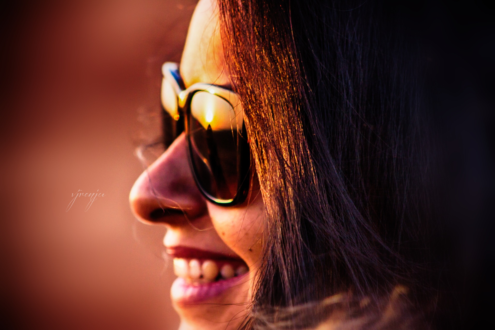 The golden girl by VJ Renju