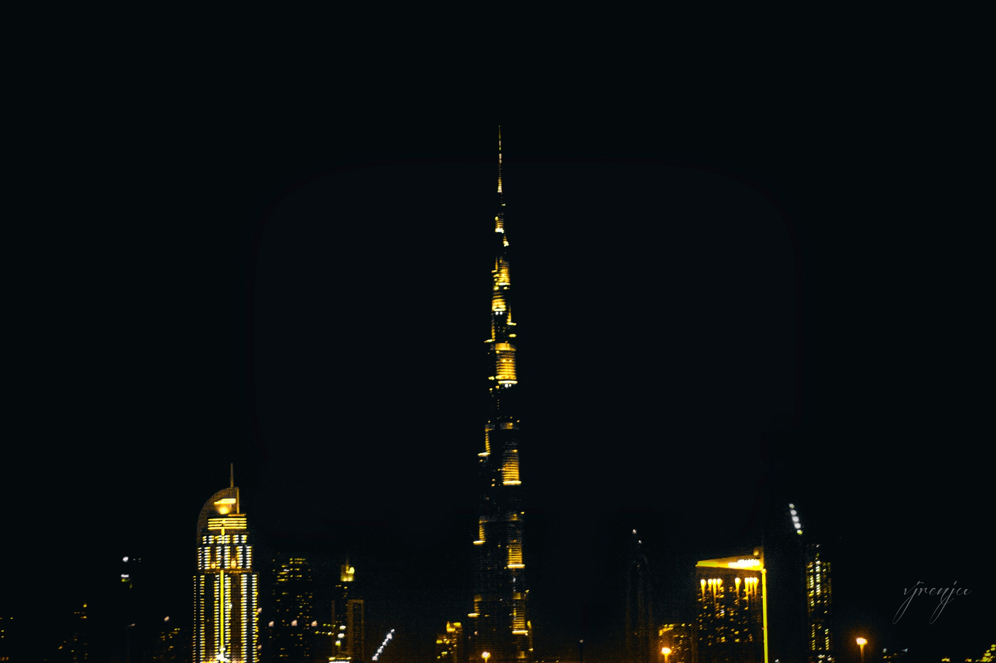 Dubai Heights by VJ Renju