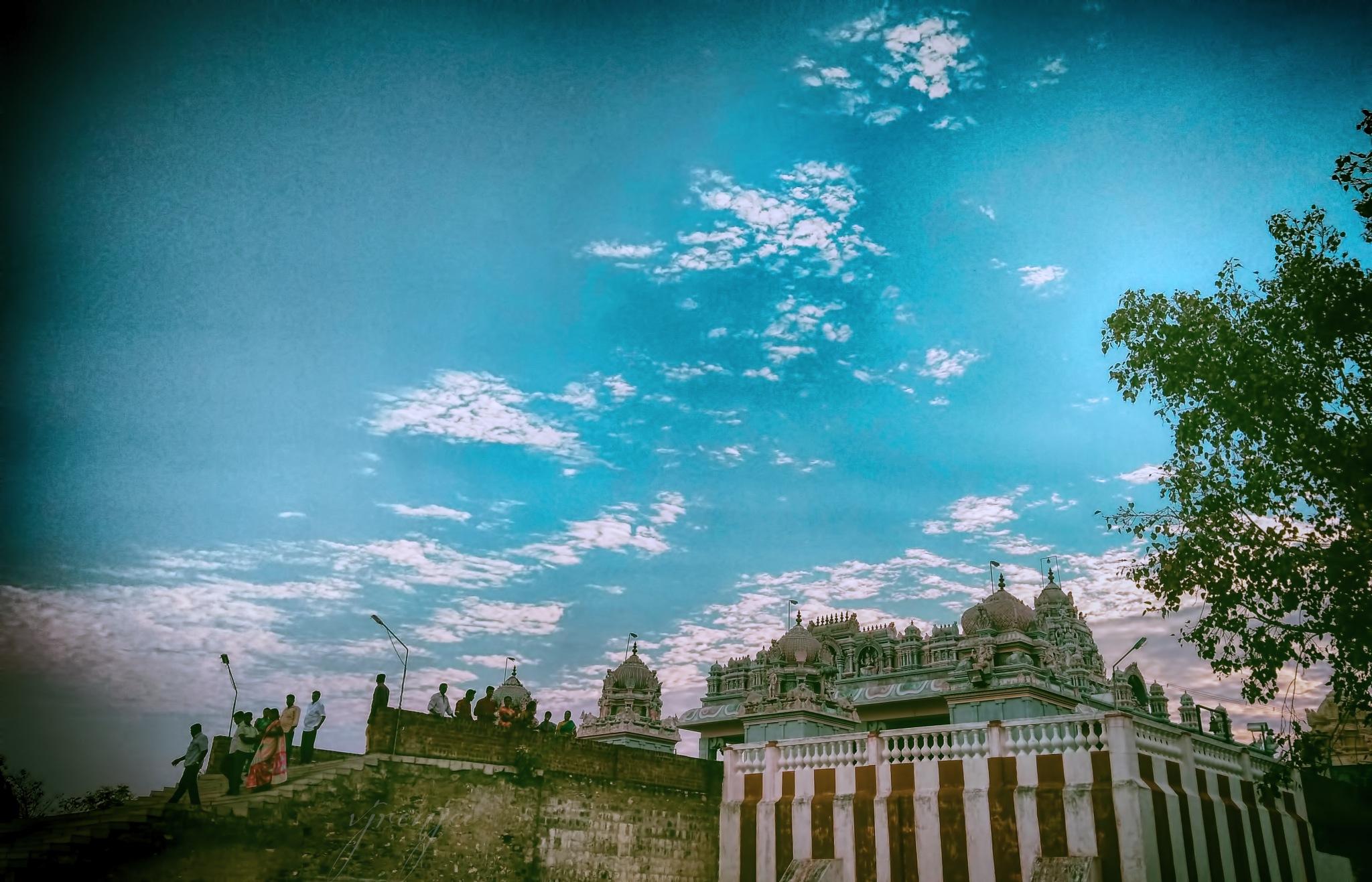 The pilgrimage by VJ Renju