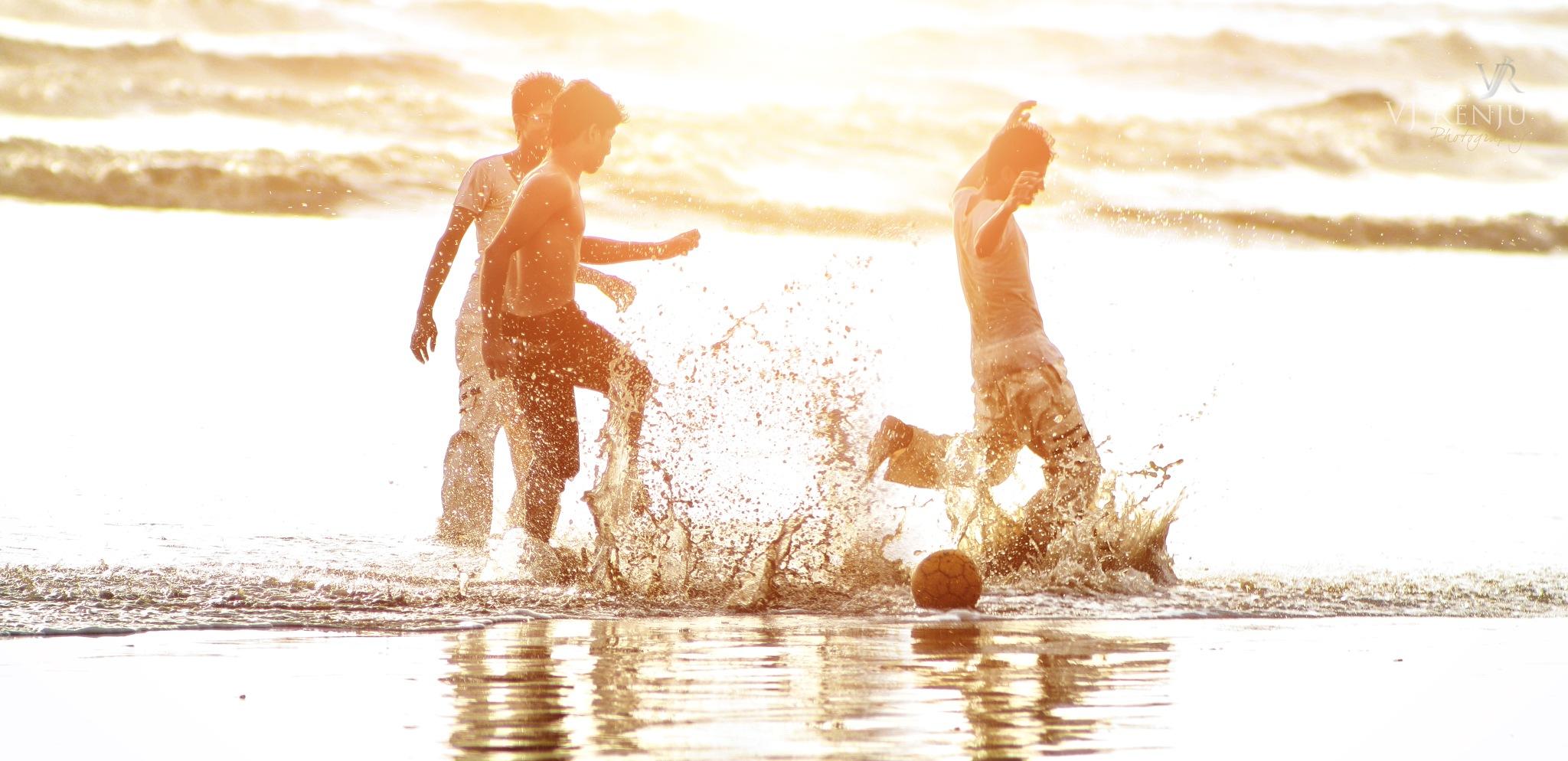Let's Football by VJ Renju