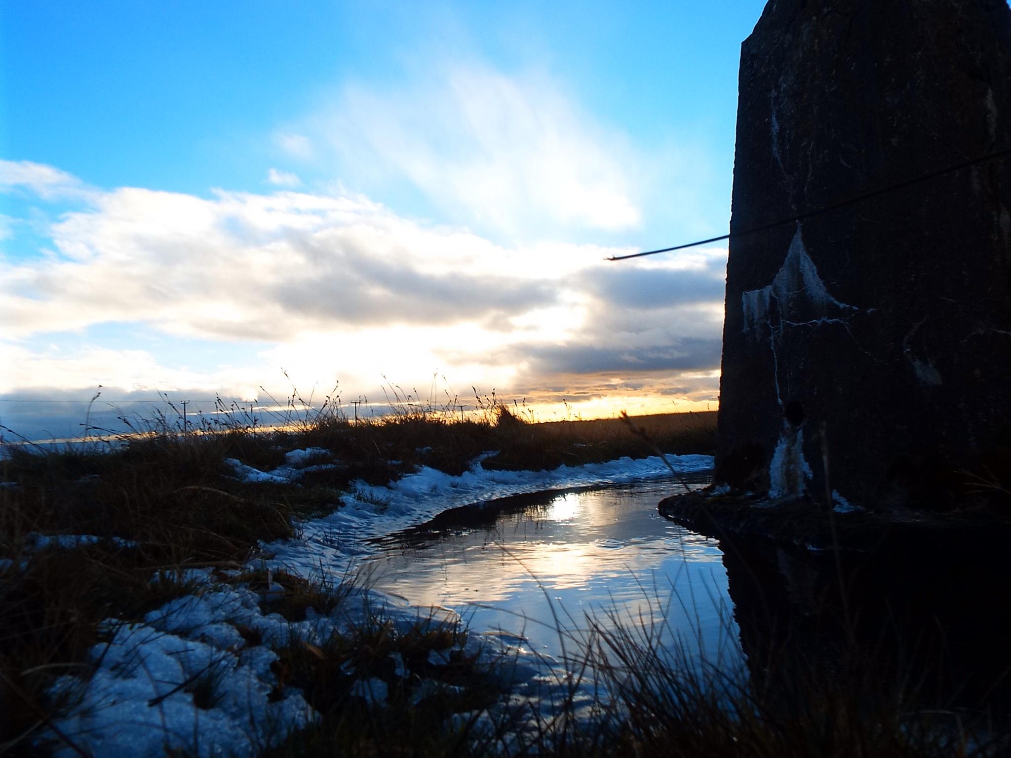 Cold Mountain Monolith by nicholas.john1