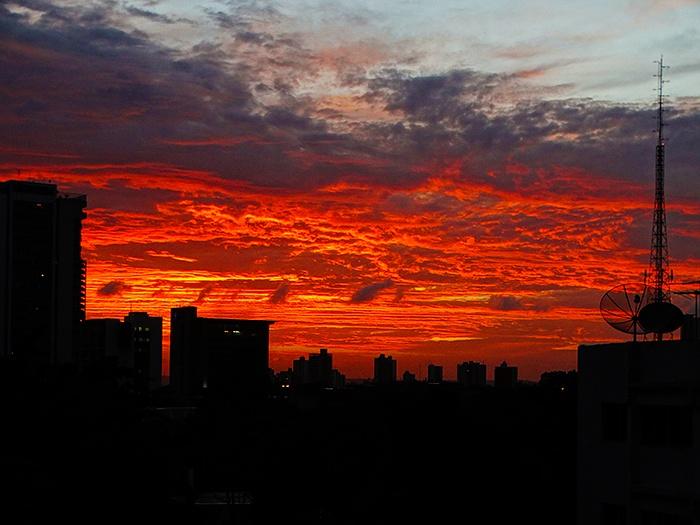 Por do sol em Recife. by carlosvasconcelosfot