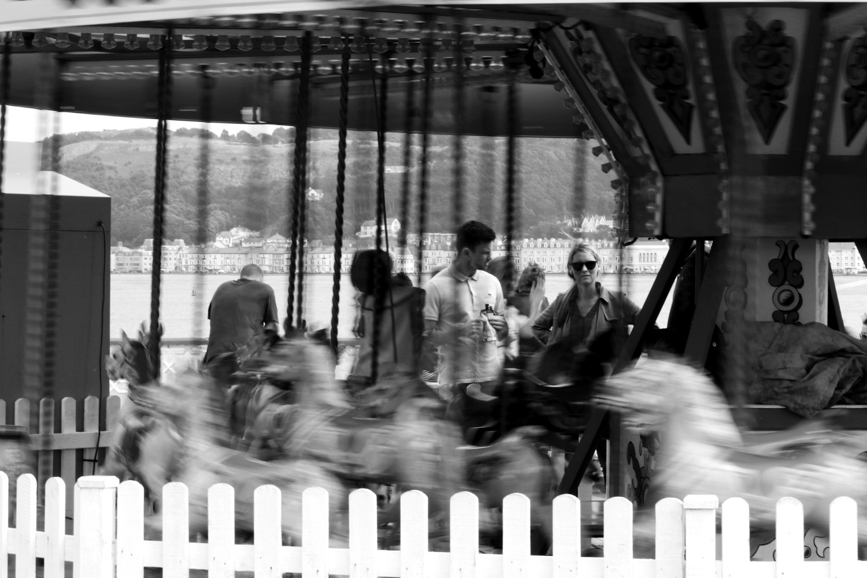 Merry-go-round by geoff.hall.12