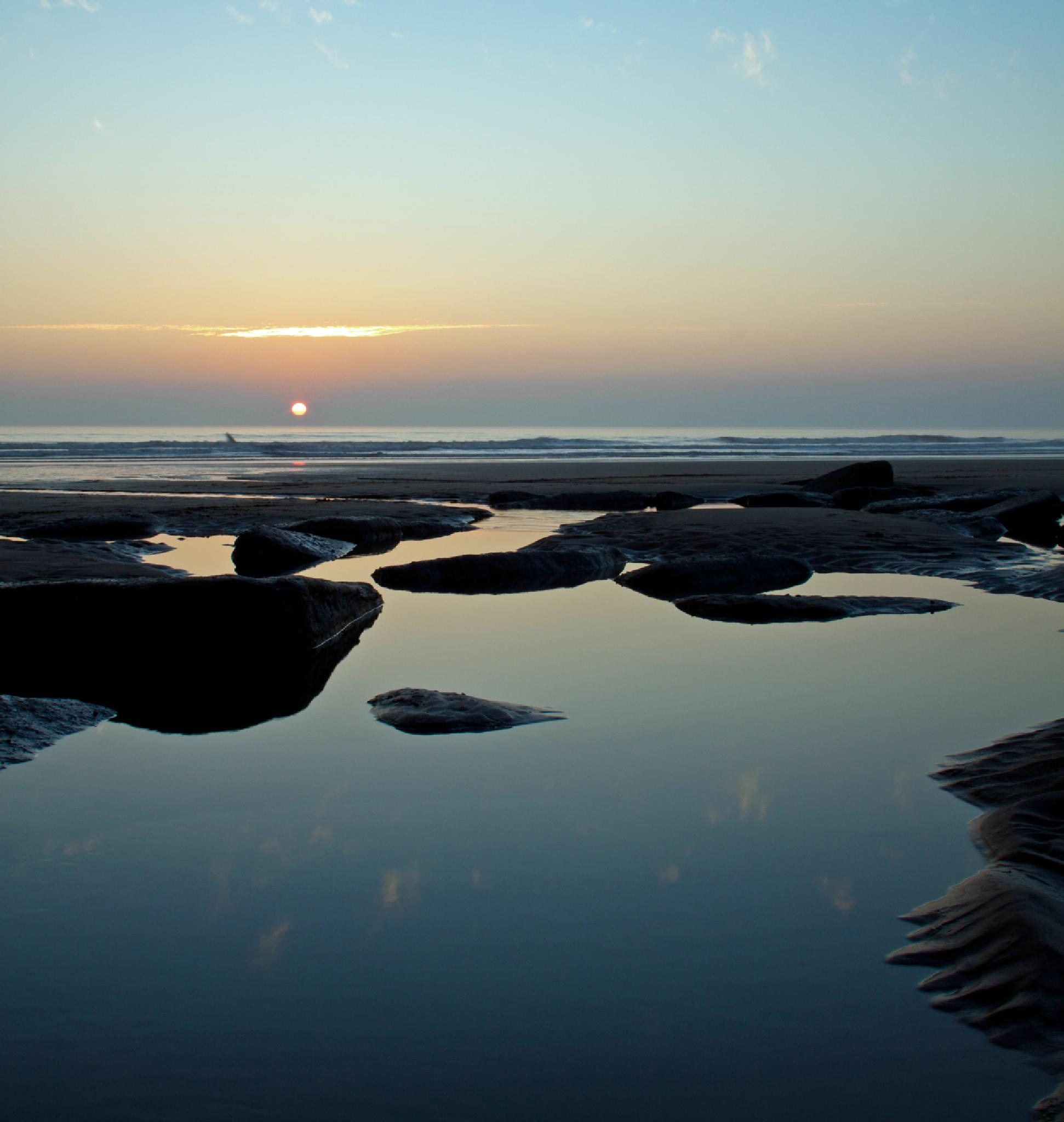 Southerdown Sunset II by Craig Williams Photography