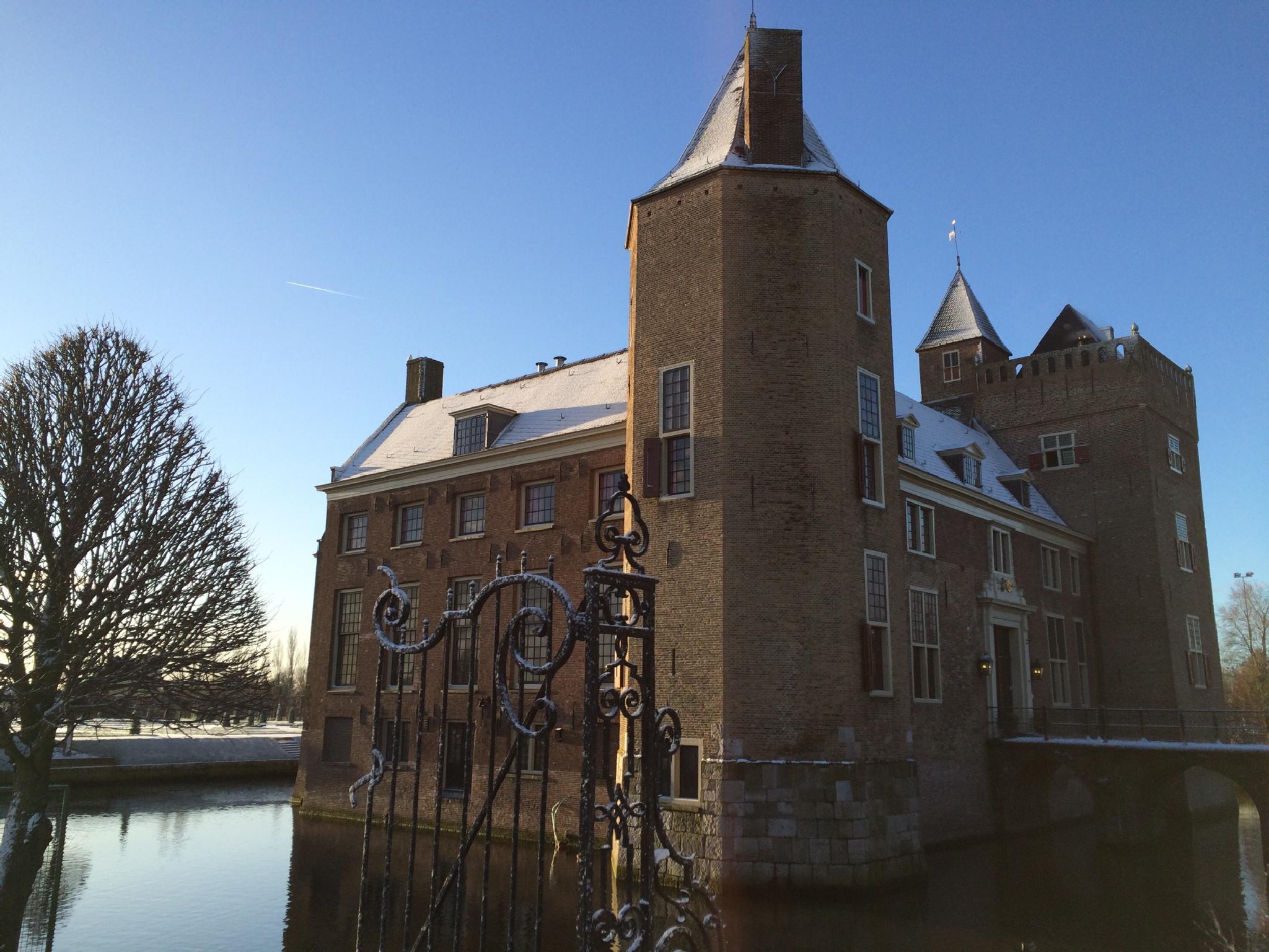 Beverwijk, Netherlands, sunday morning by patrick vischschraper