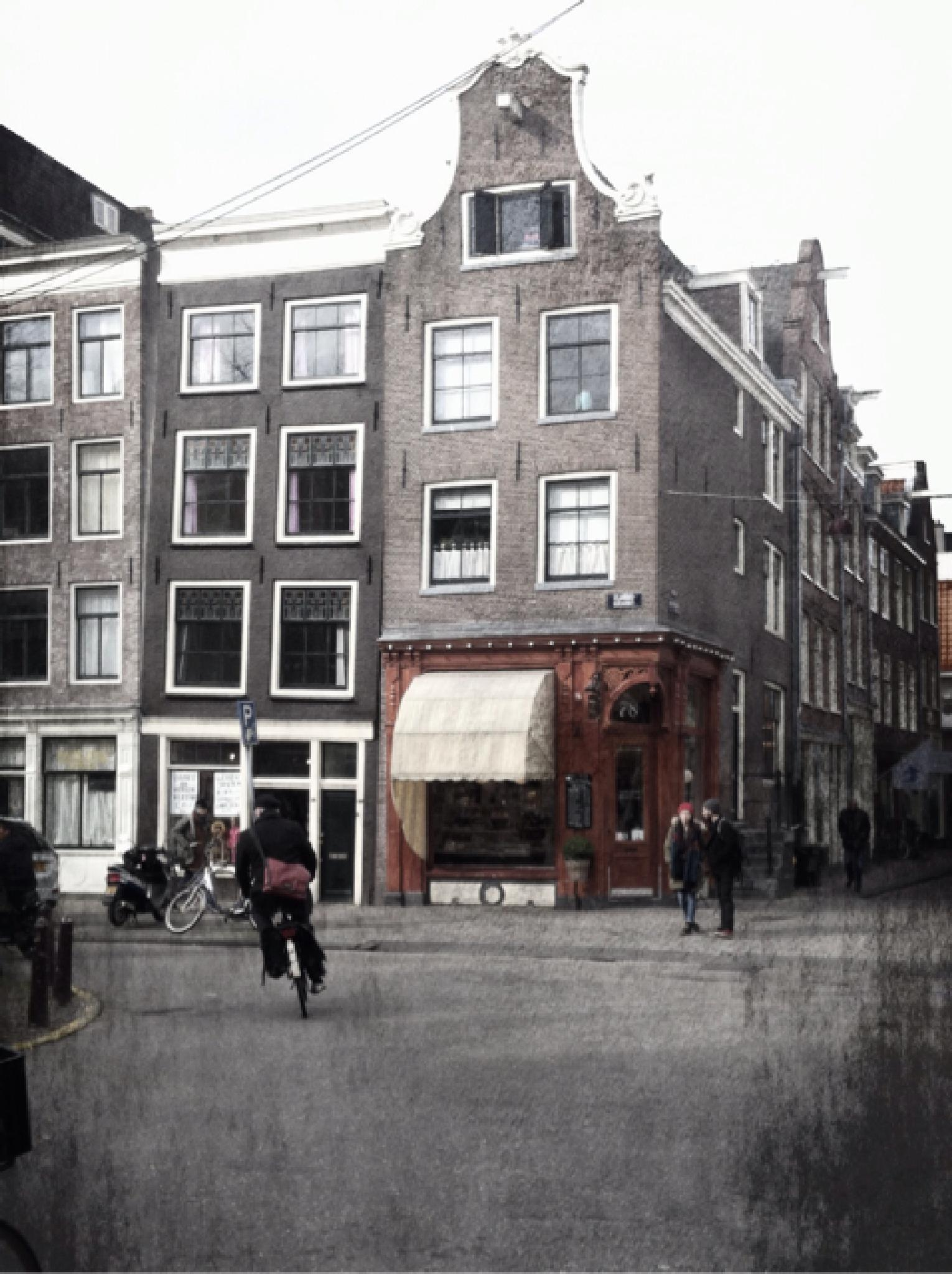 Amsterdam by patrick vischschraper