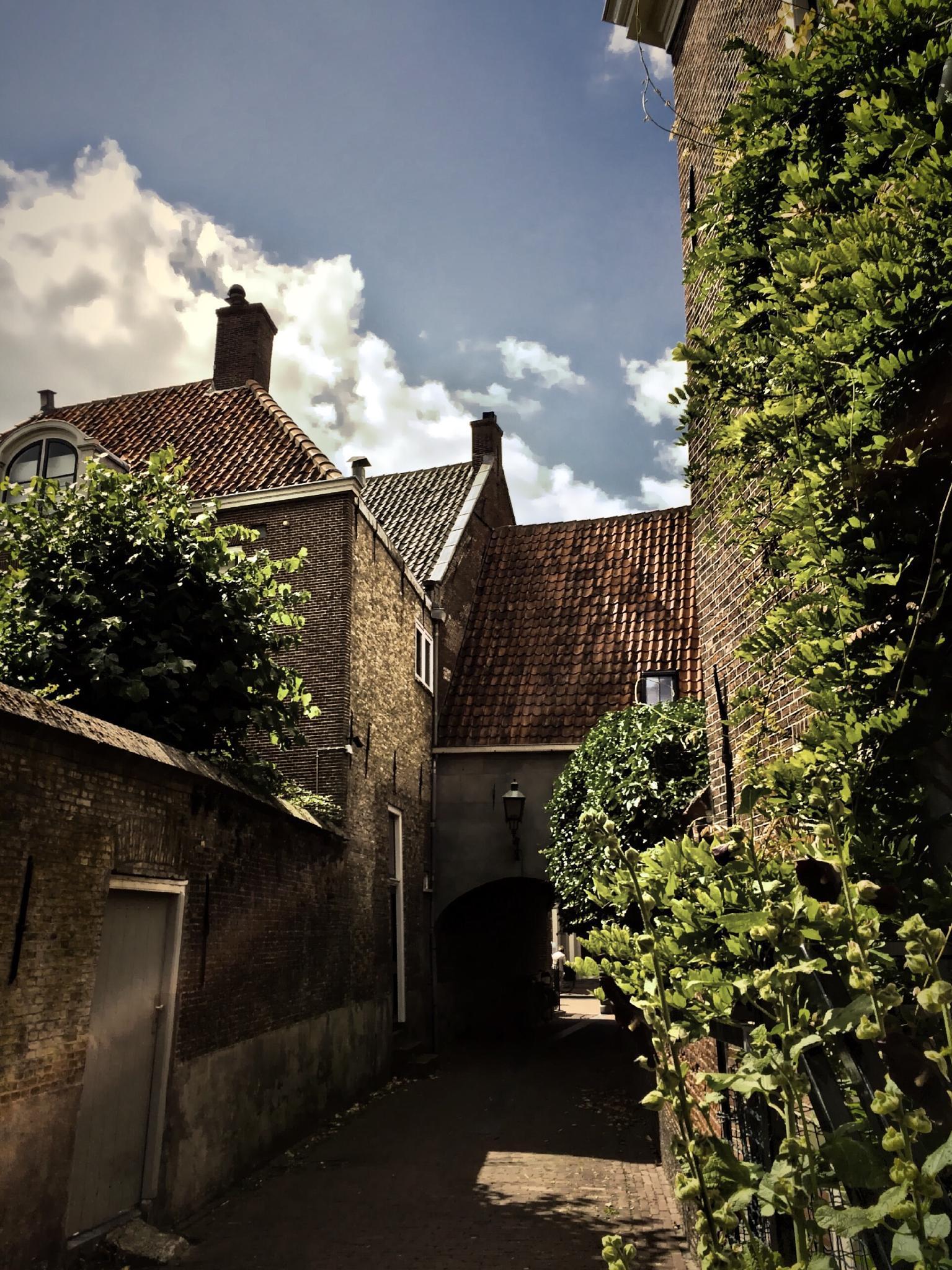 Hoorn, Netherlands, by Iphone/HDR by patrick vischschraper