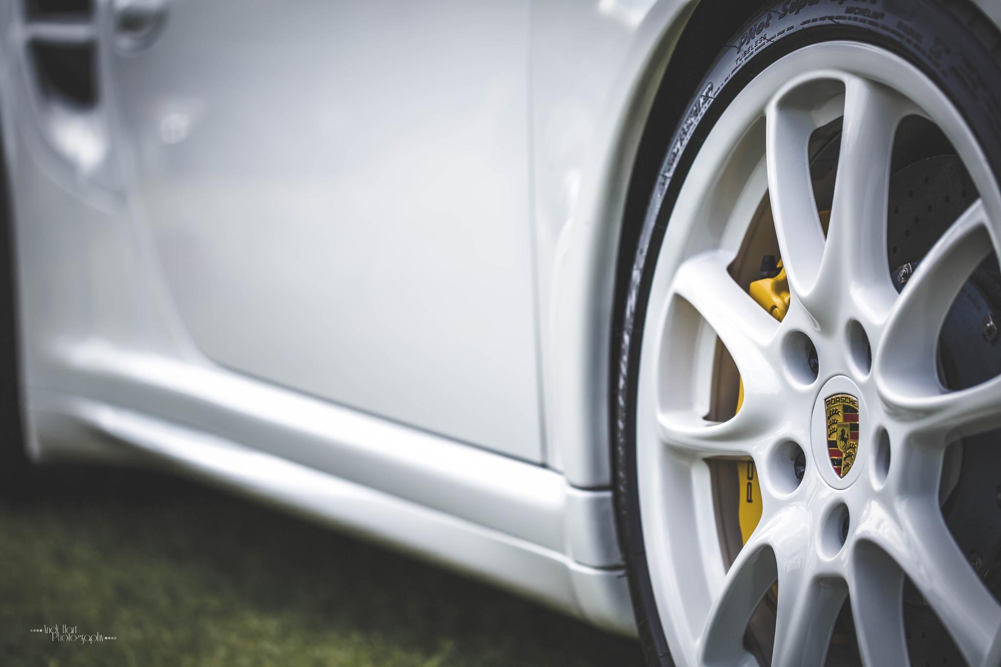 Porsche by Andi Hart