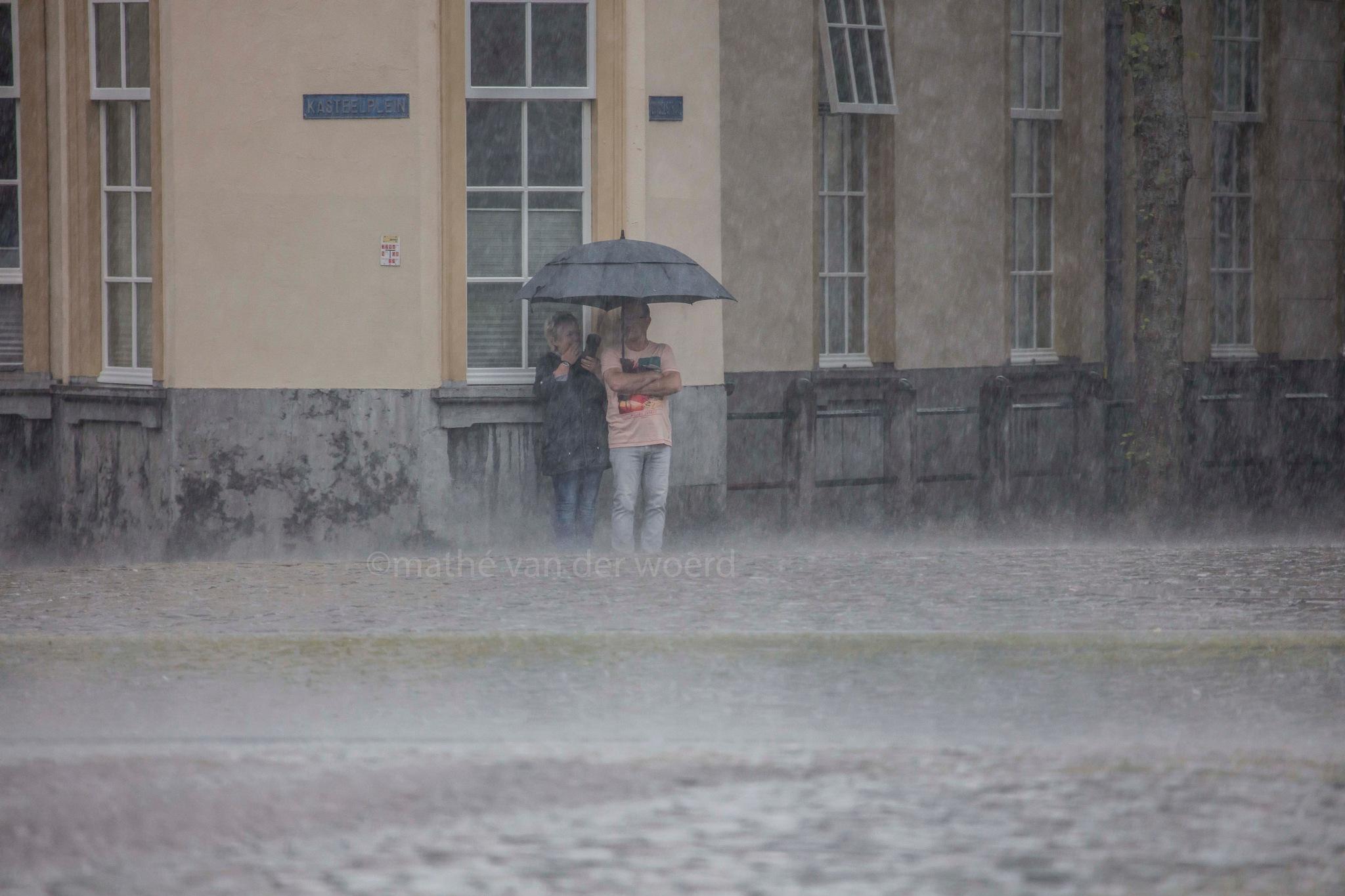 rain by mathé van der woerd
