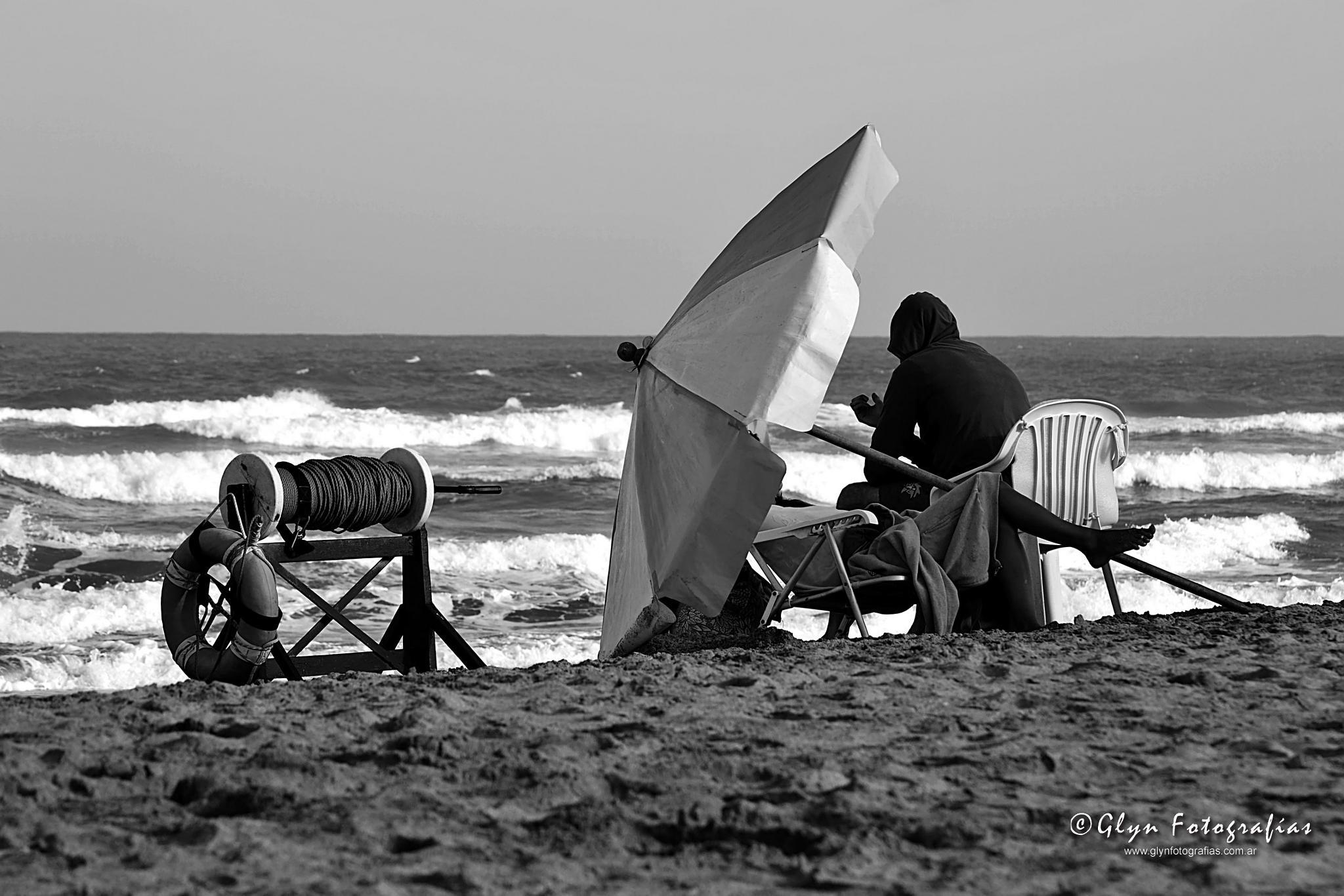 Un día tranquilo by GlynFotografias