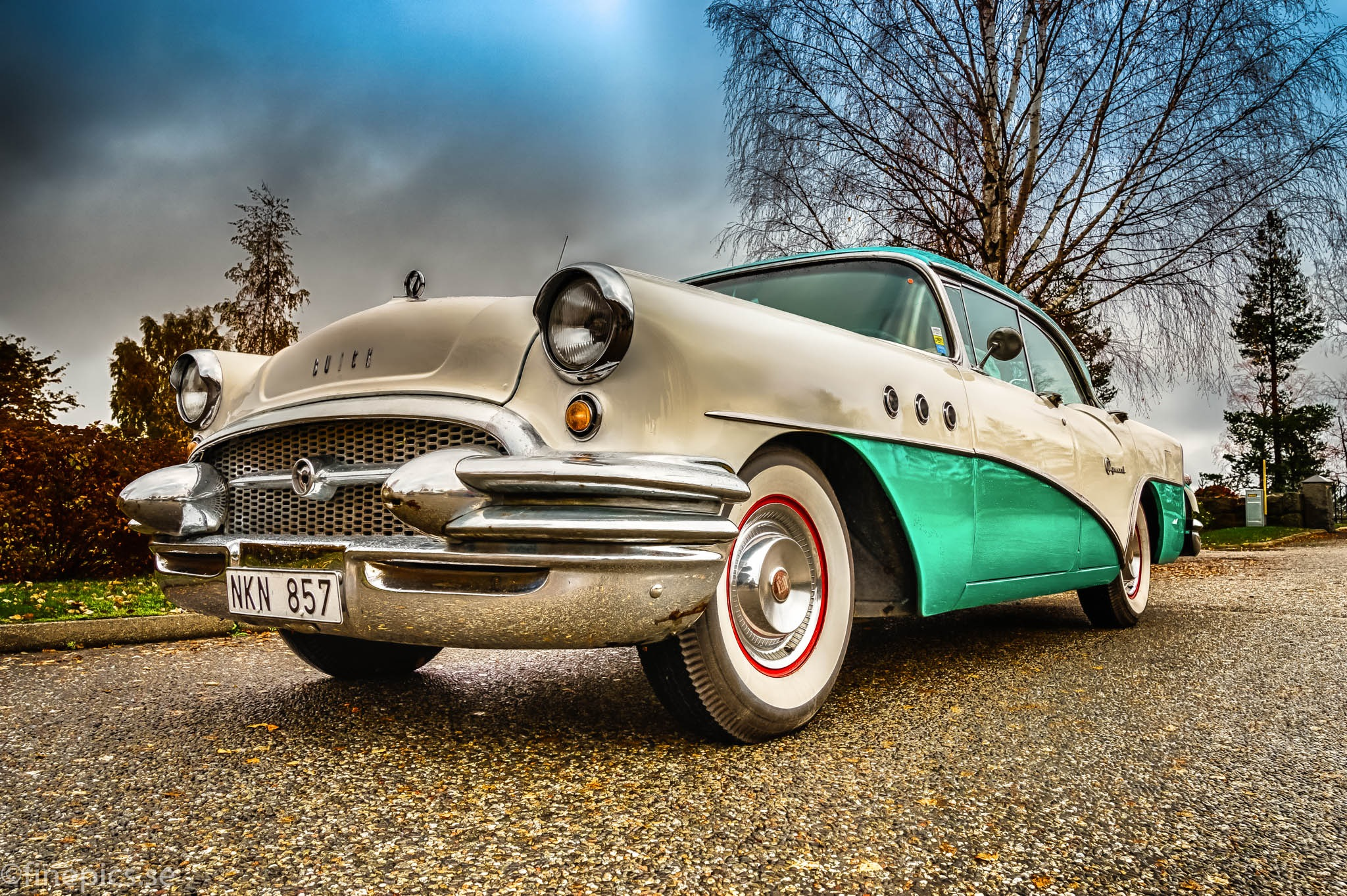Buick by Johan Bergenstråhle