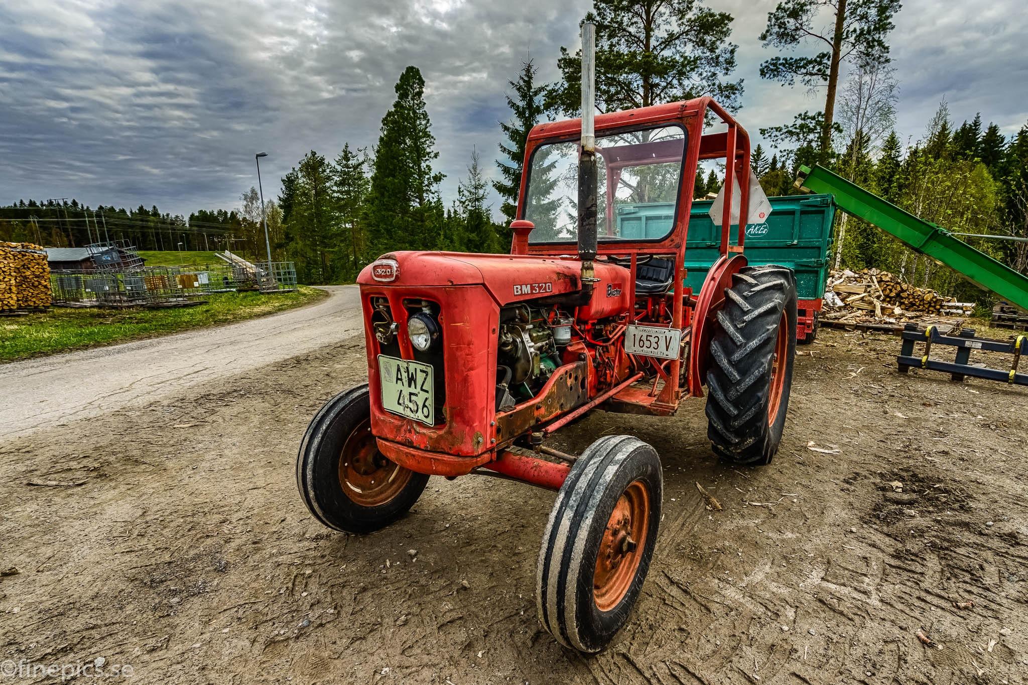 BM 320 by Johan Bergenstråhle