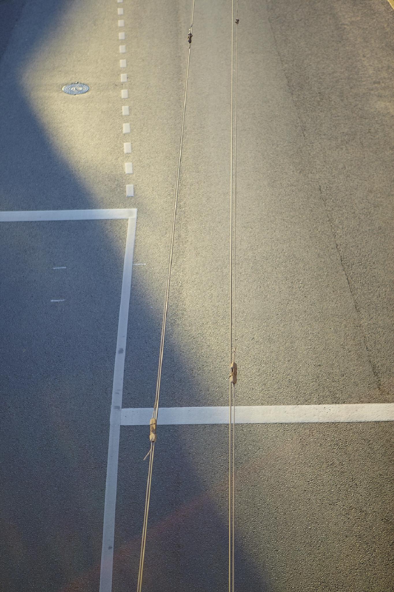 the road by Vladimir Kuleshov