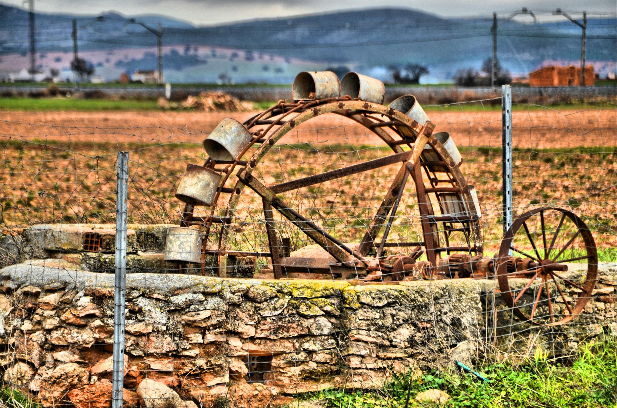 Well by Jorge Alonso