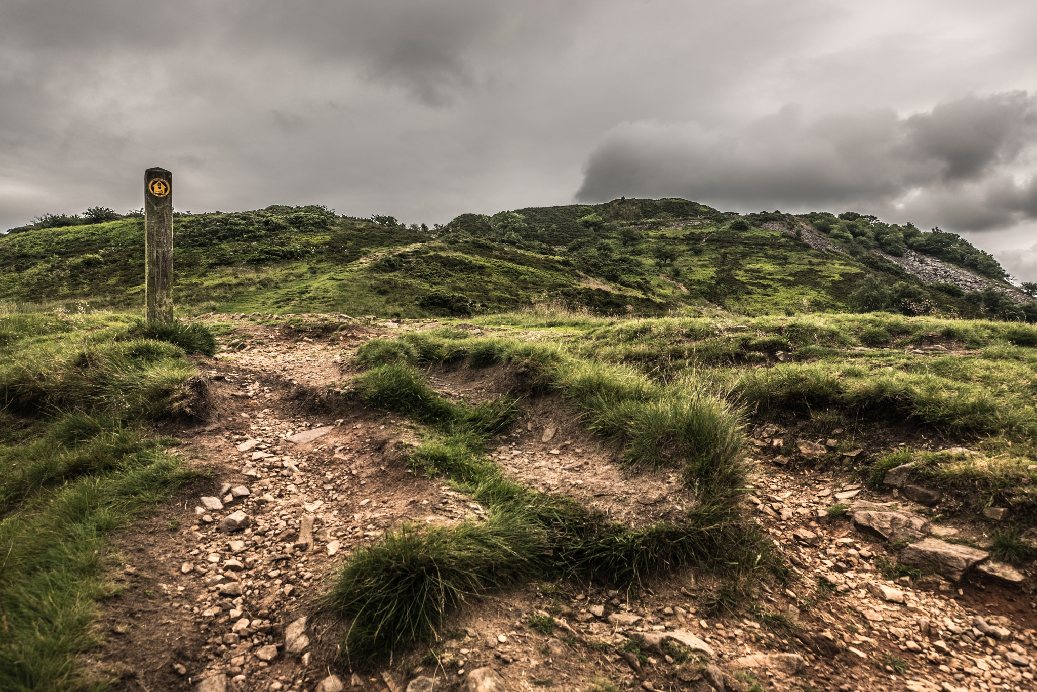 Footpath To Tegg's Nose  by David.Simcock