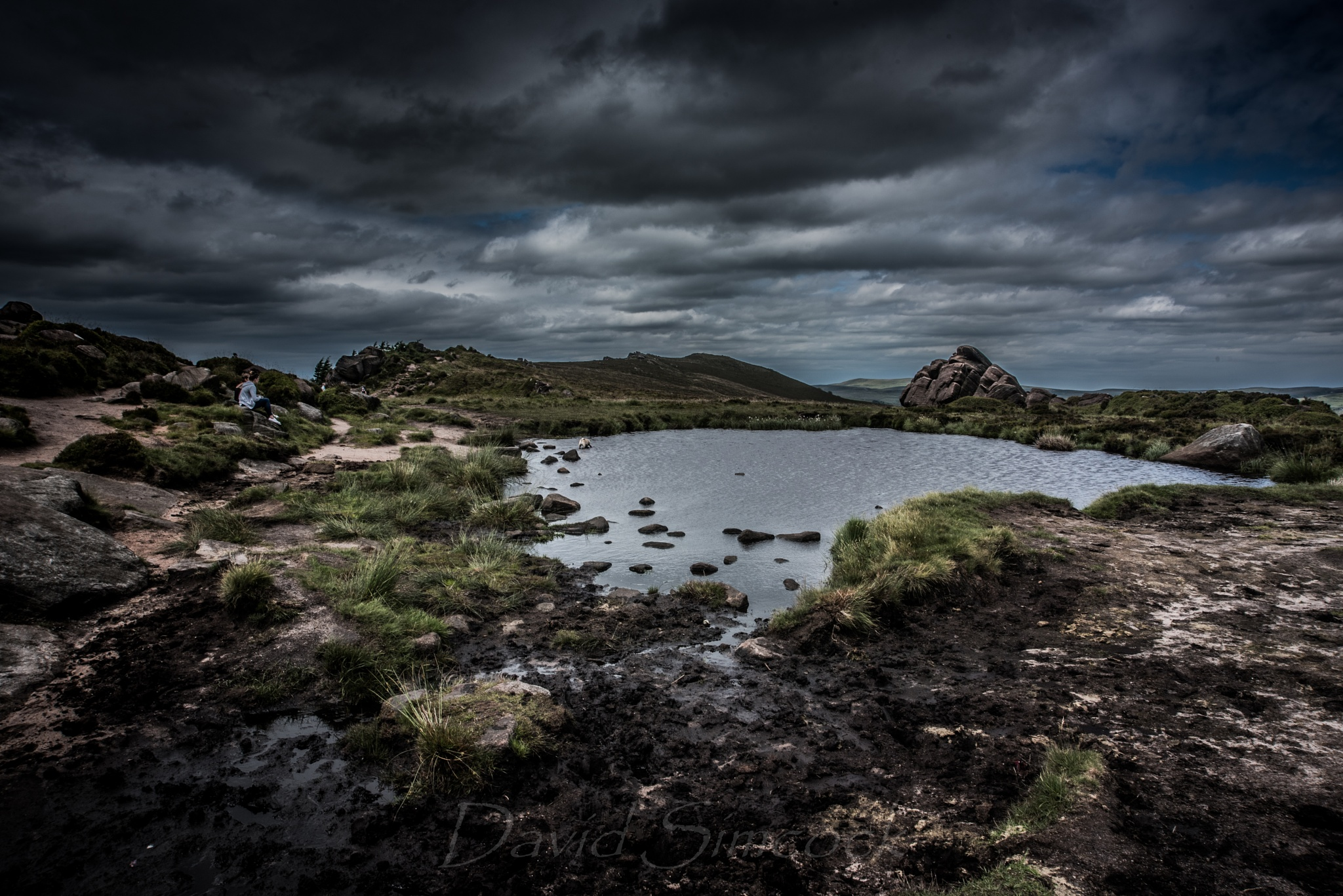 Doxey Pool - Home of the legendary Mermaid by David.Simcock