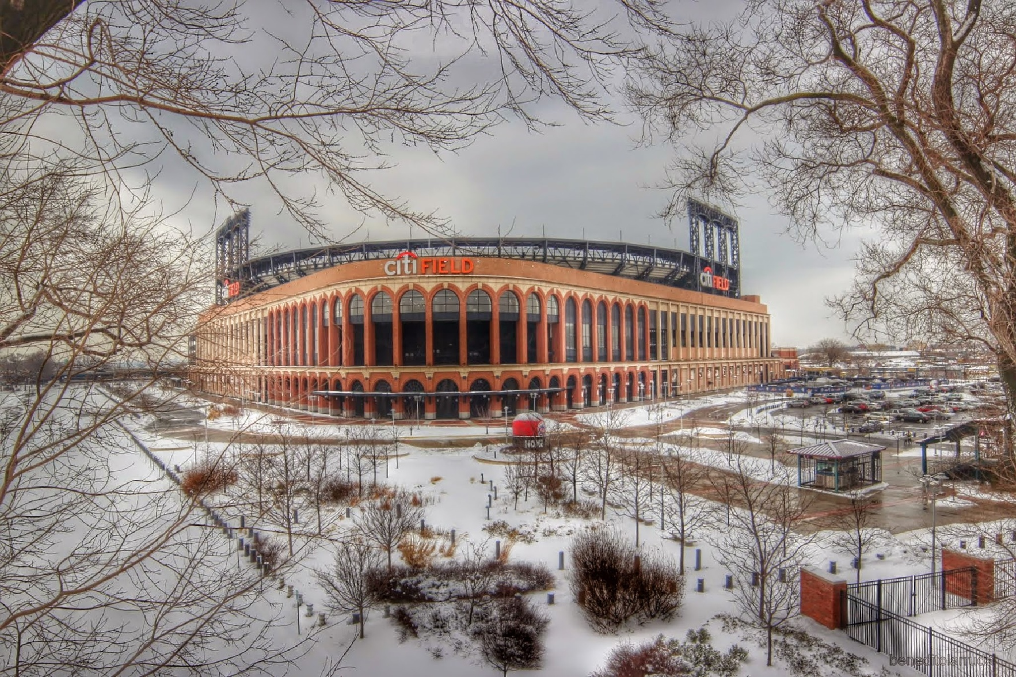 House of New York Mets by Benedito Luiz Arruda