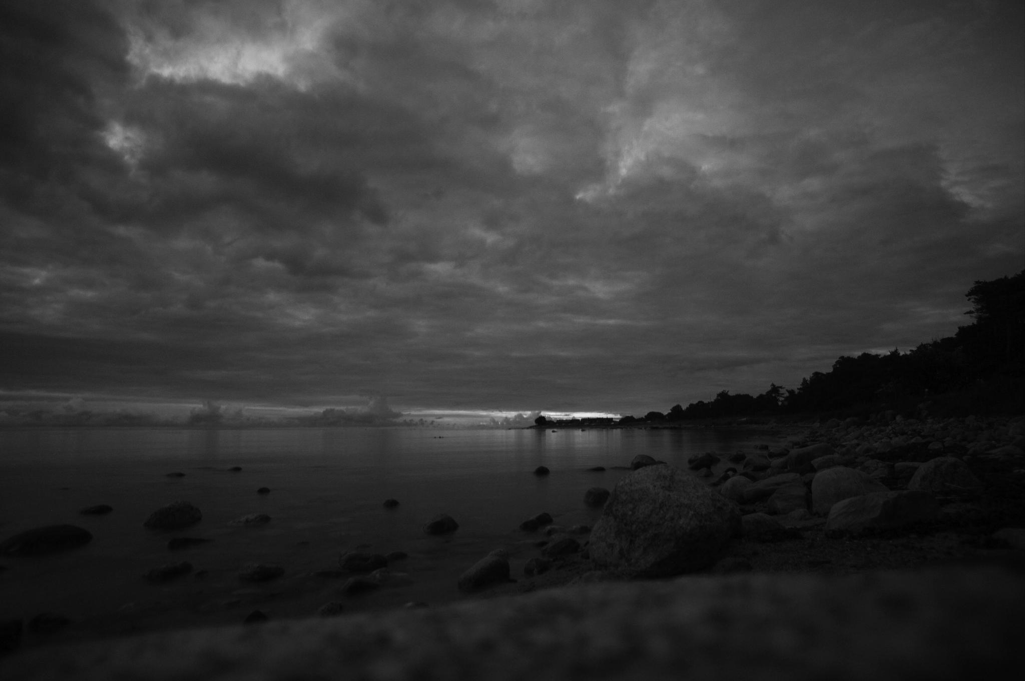 The sky by Mikael Anckarman