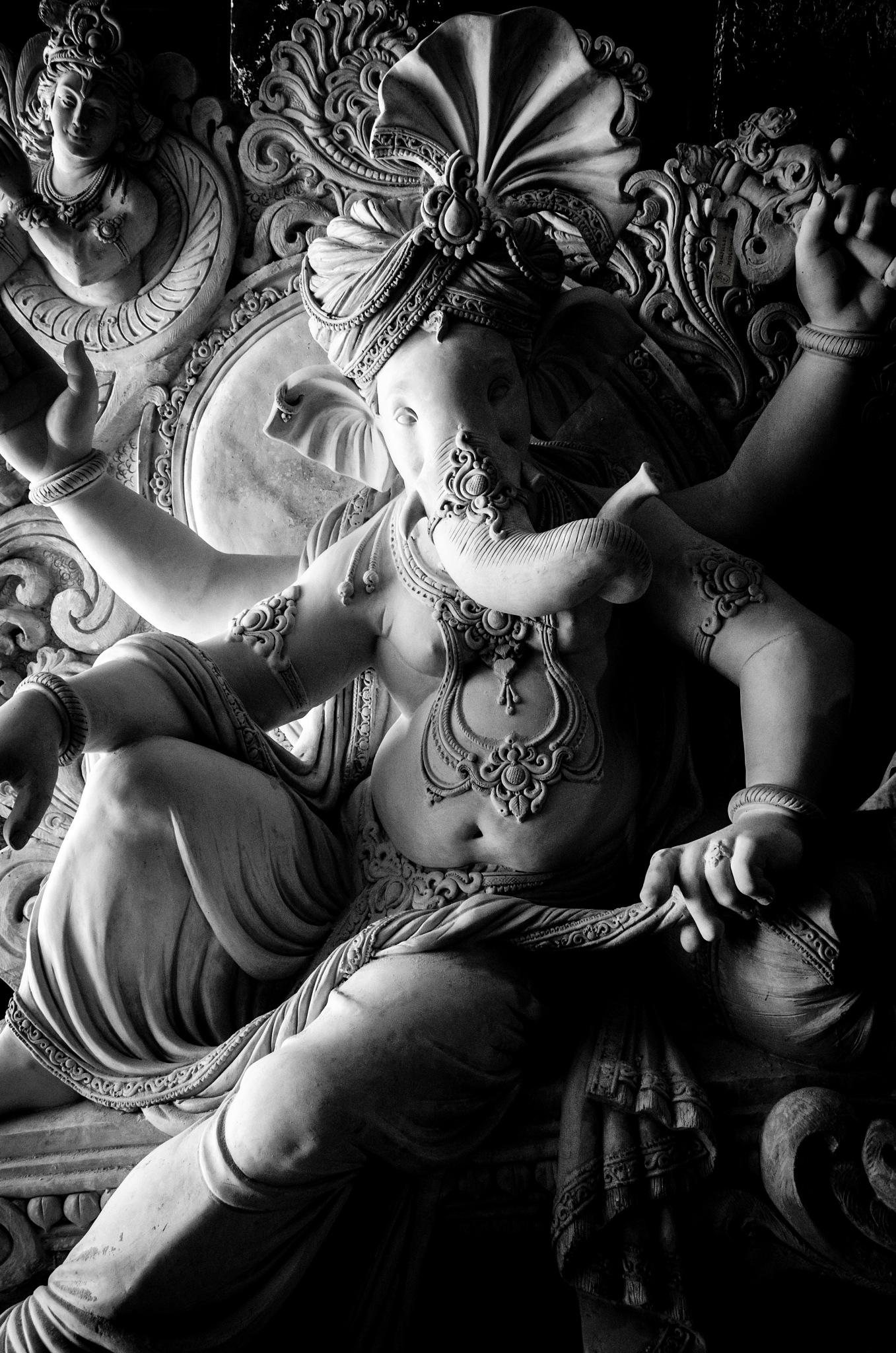 Ganesha  by Kush Sahani