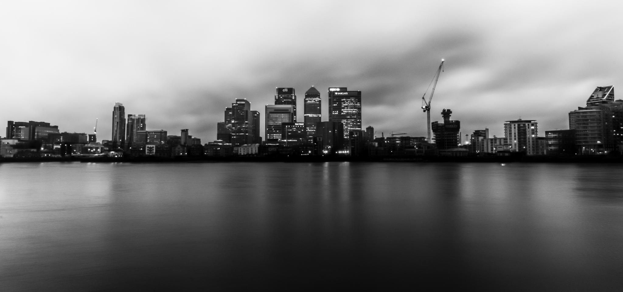 London Docklands by AM Photography