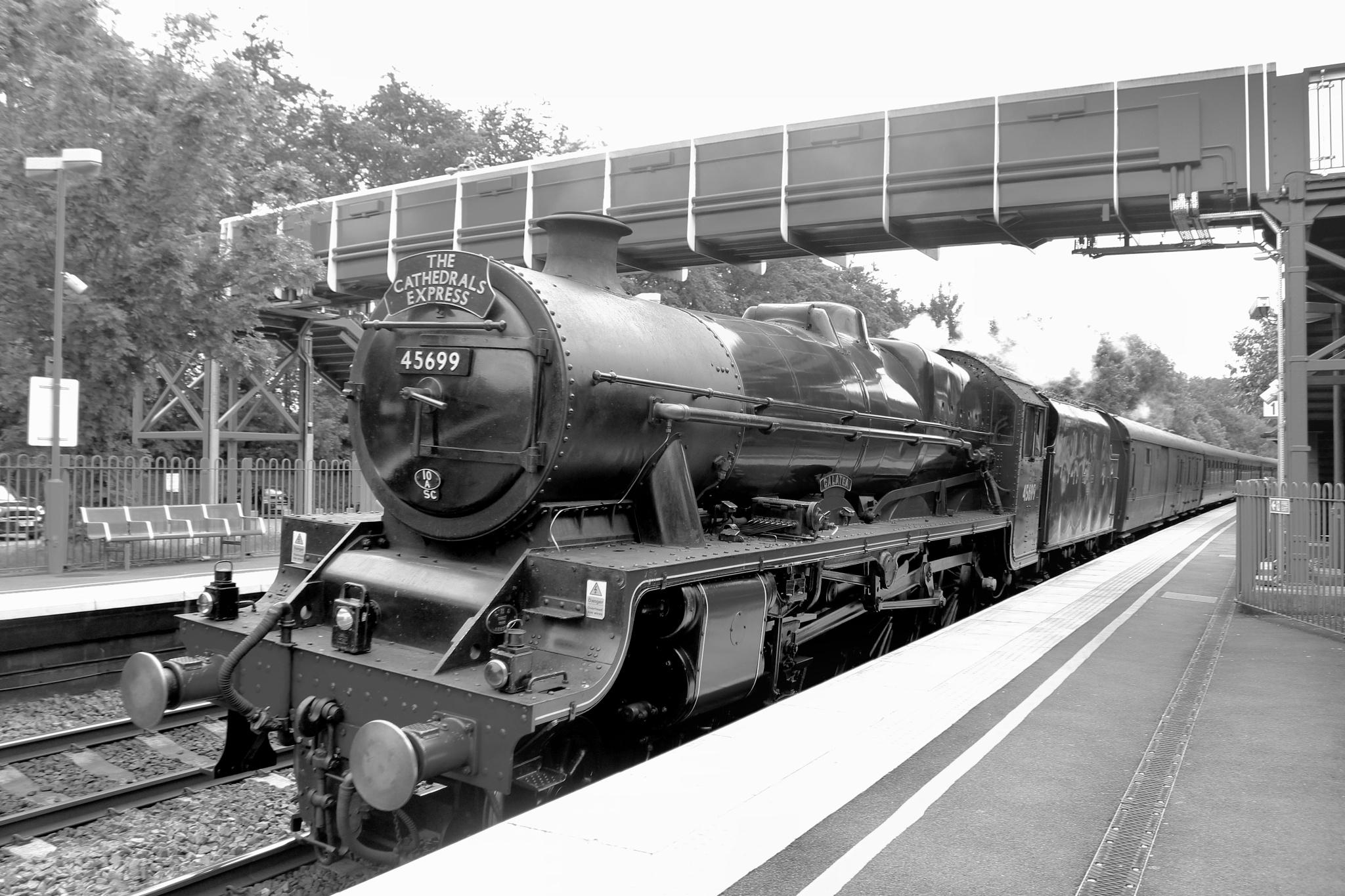 Jubilee in Steam by cln.wvr