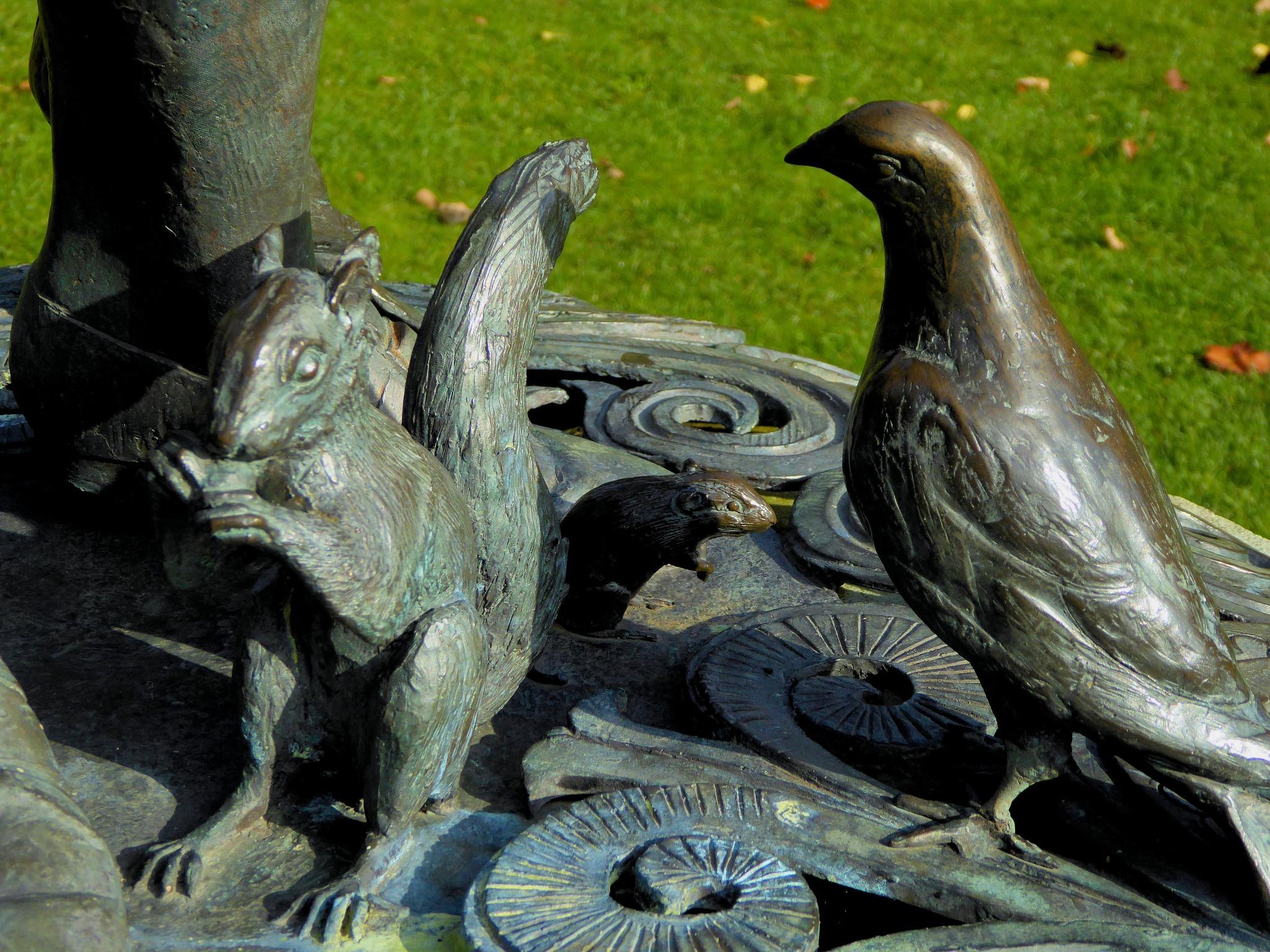 Amadeus Wildlife by cln.wvr