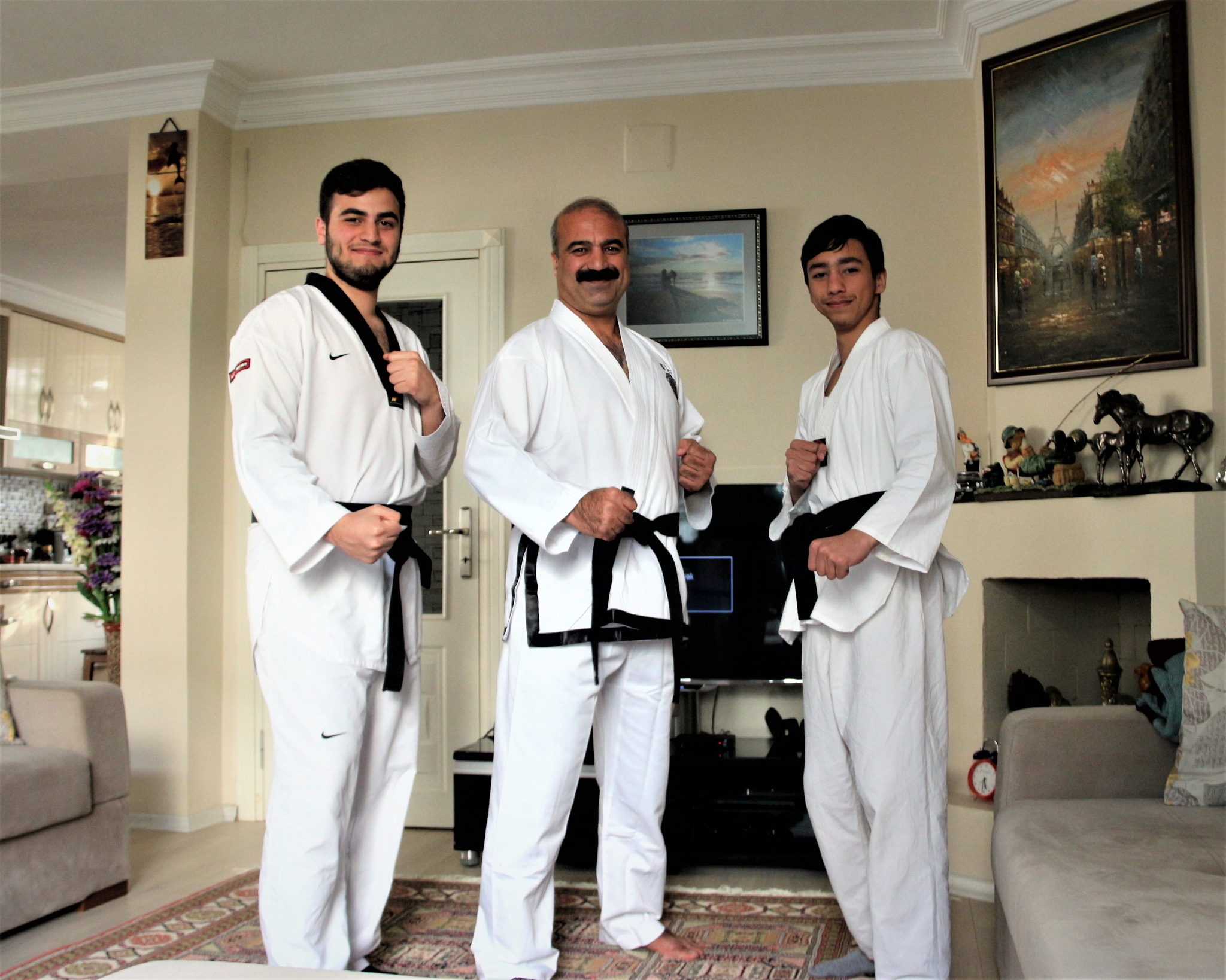 6902... My Taekwon-do Team... by Bedirhan Küpeli