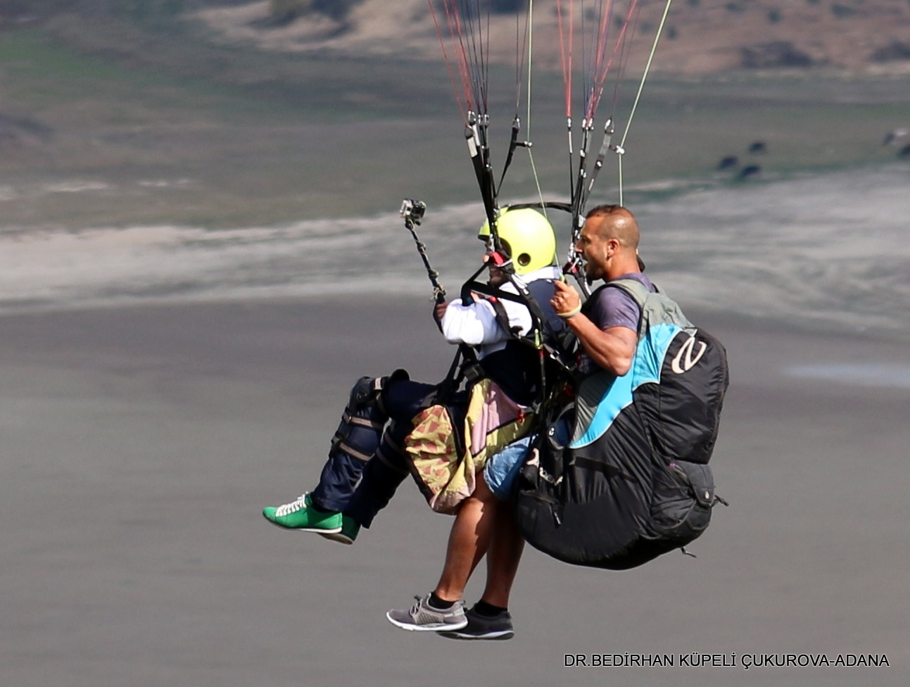 Paragliding..... by Bedirhan Küpeli