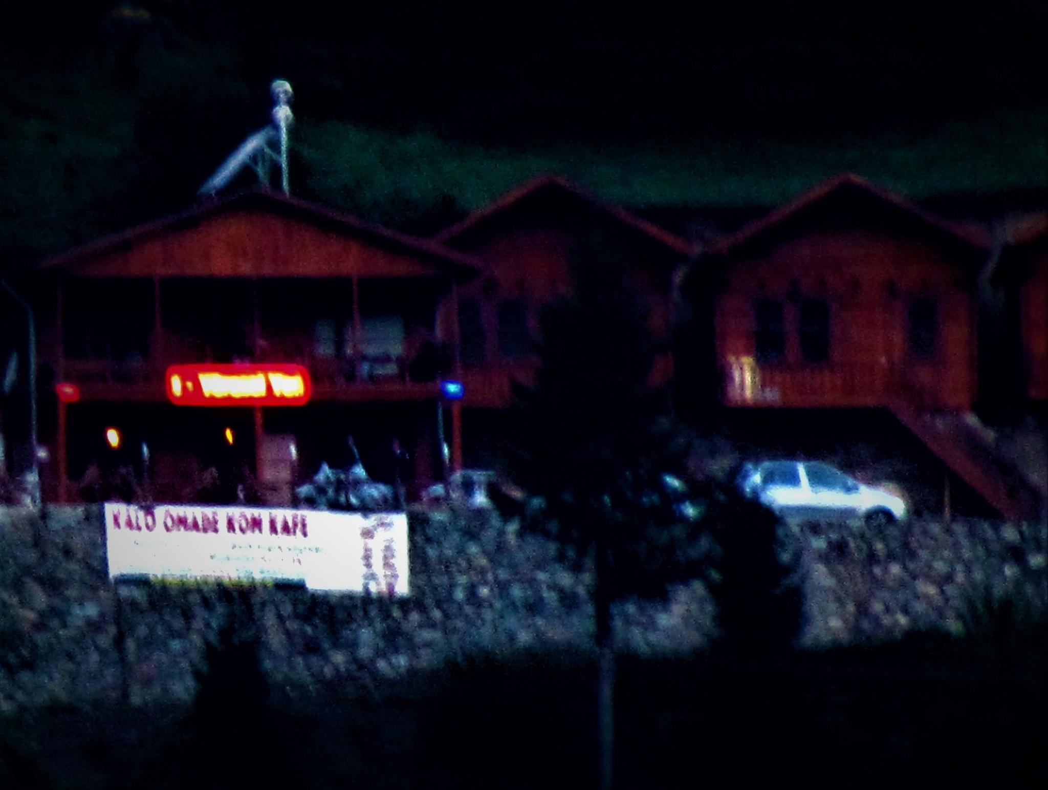 6881... Highland Cabins... by Bedirhan Küpeli