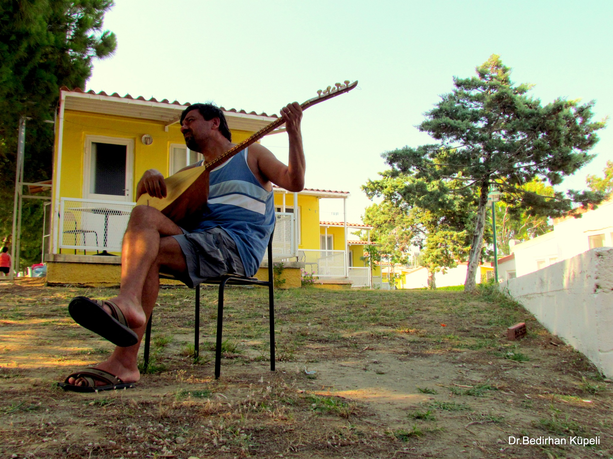 4671... Local Artist (singer) by Bedirhan Küpeli