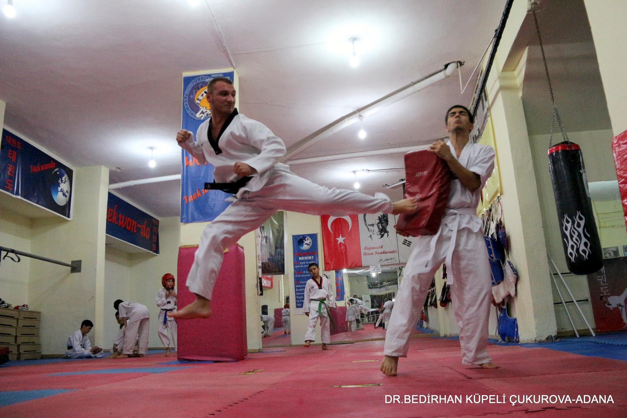 fighter man by Bedirhan Küpeli