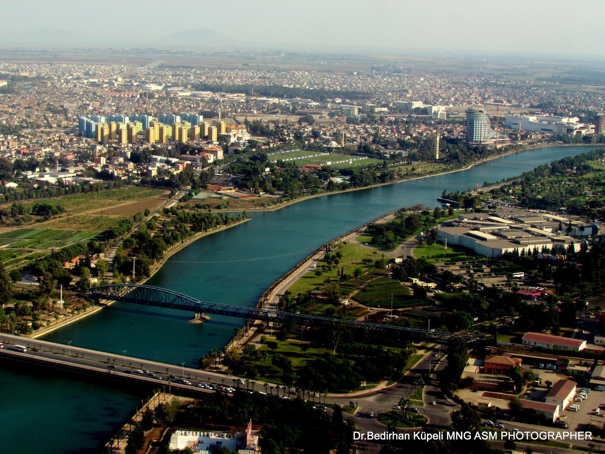 The view from Adana by Bedirhan Küpeli