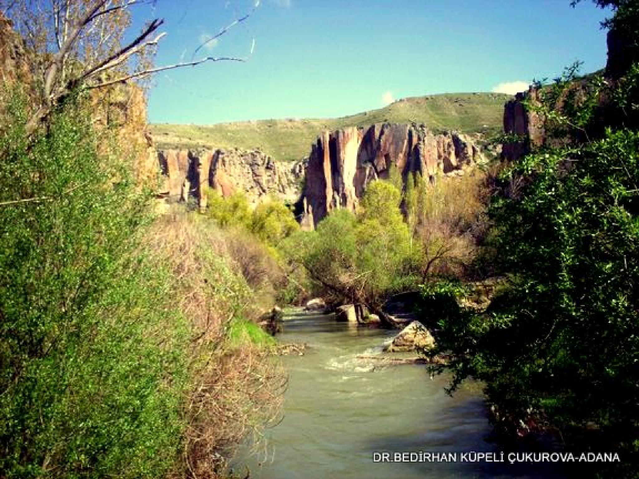 Canyon by Bedirhan Küpeli